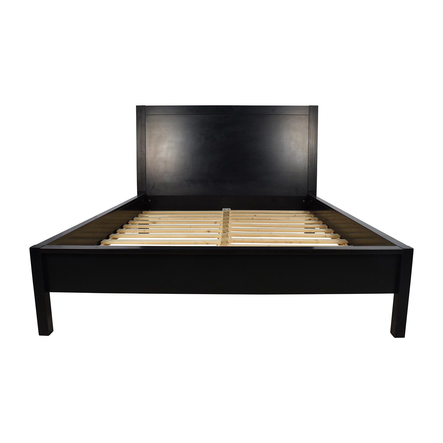 buy BoConcept Black Queen Bed Frame BoConcept