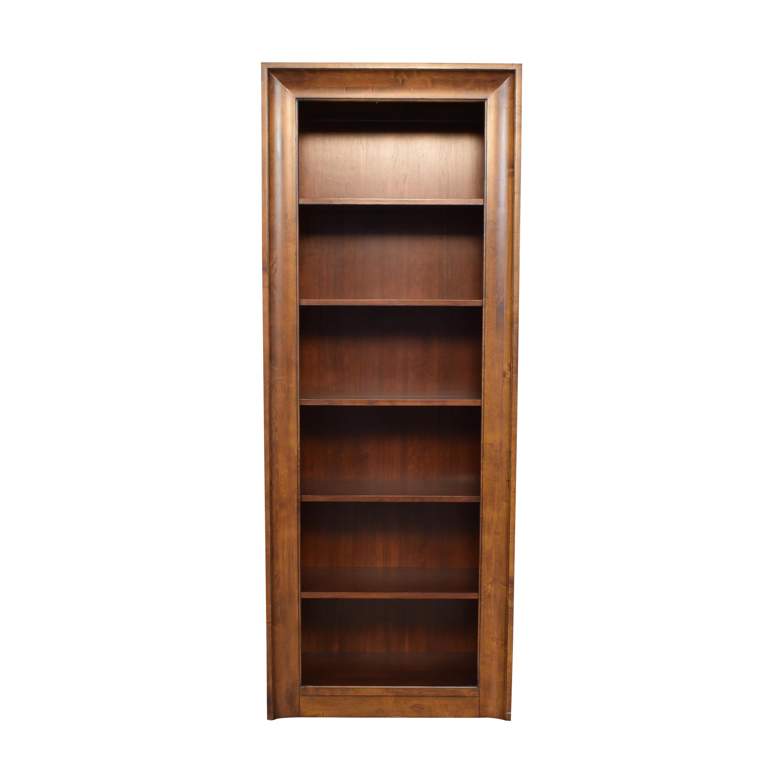 shop Ethan Allen Tall Bookcase Ethan Allen