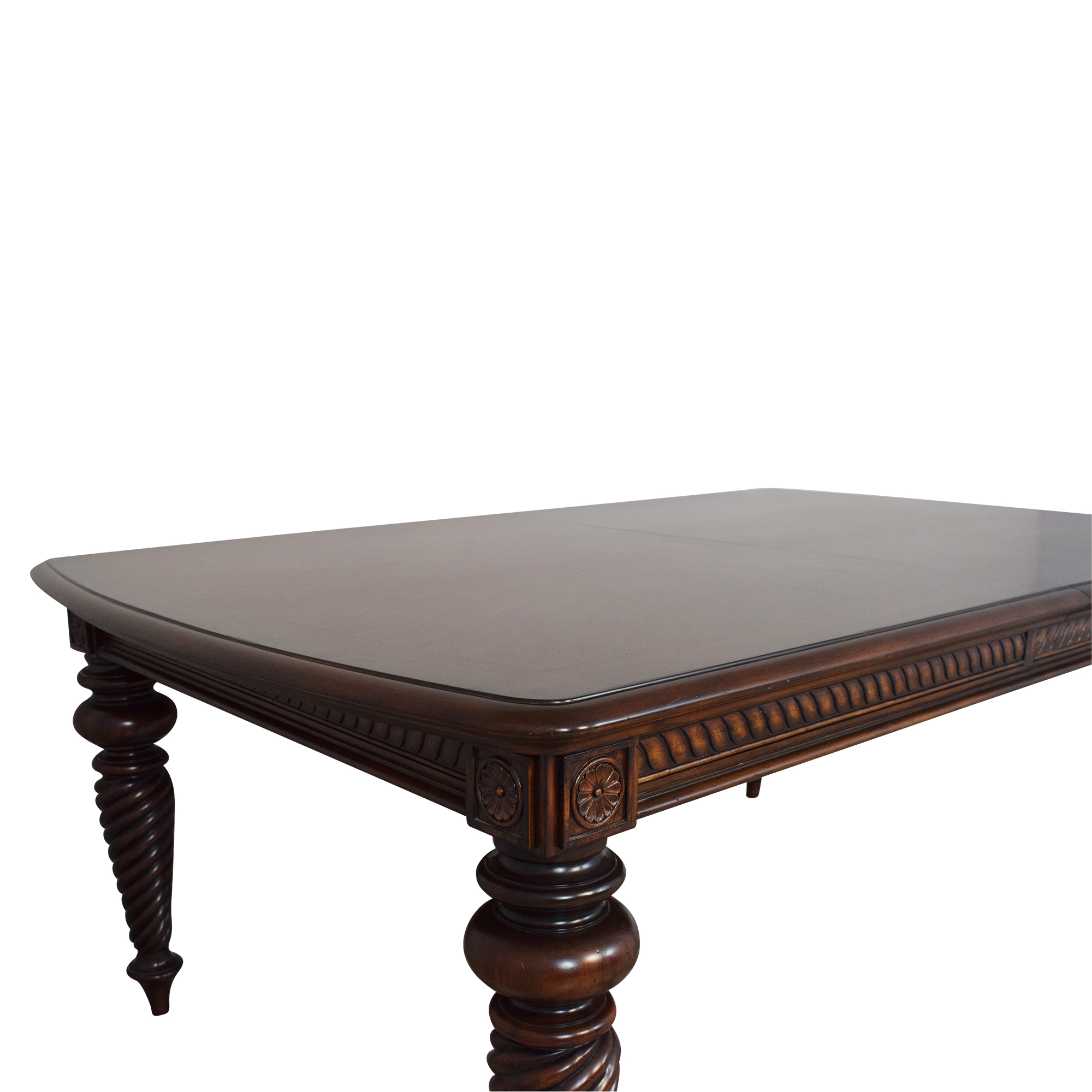 Picture of: 80 Off Tommy Bahama Home Tommy Bahama Expandable Dining Table Tables