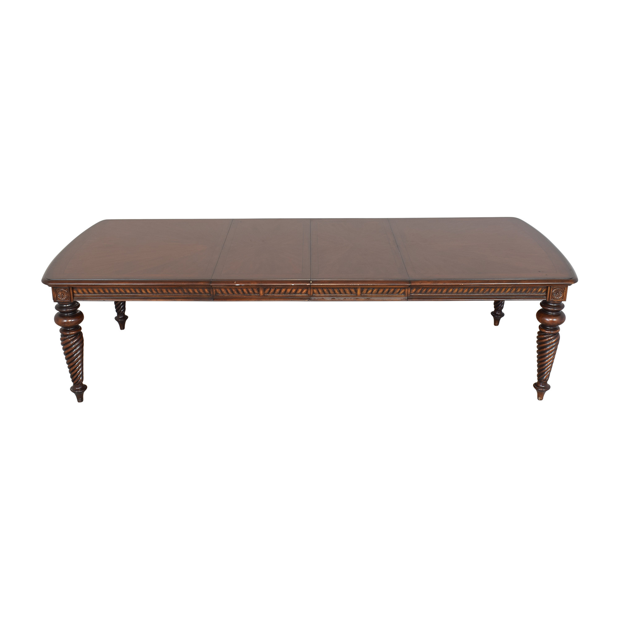Tommy Bahama Home Tommy Bahama Expandable Dining Table Dinner Tables