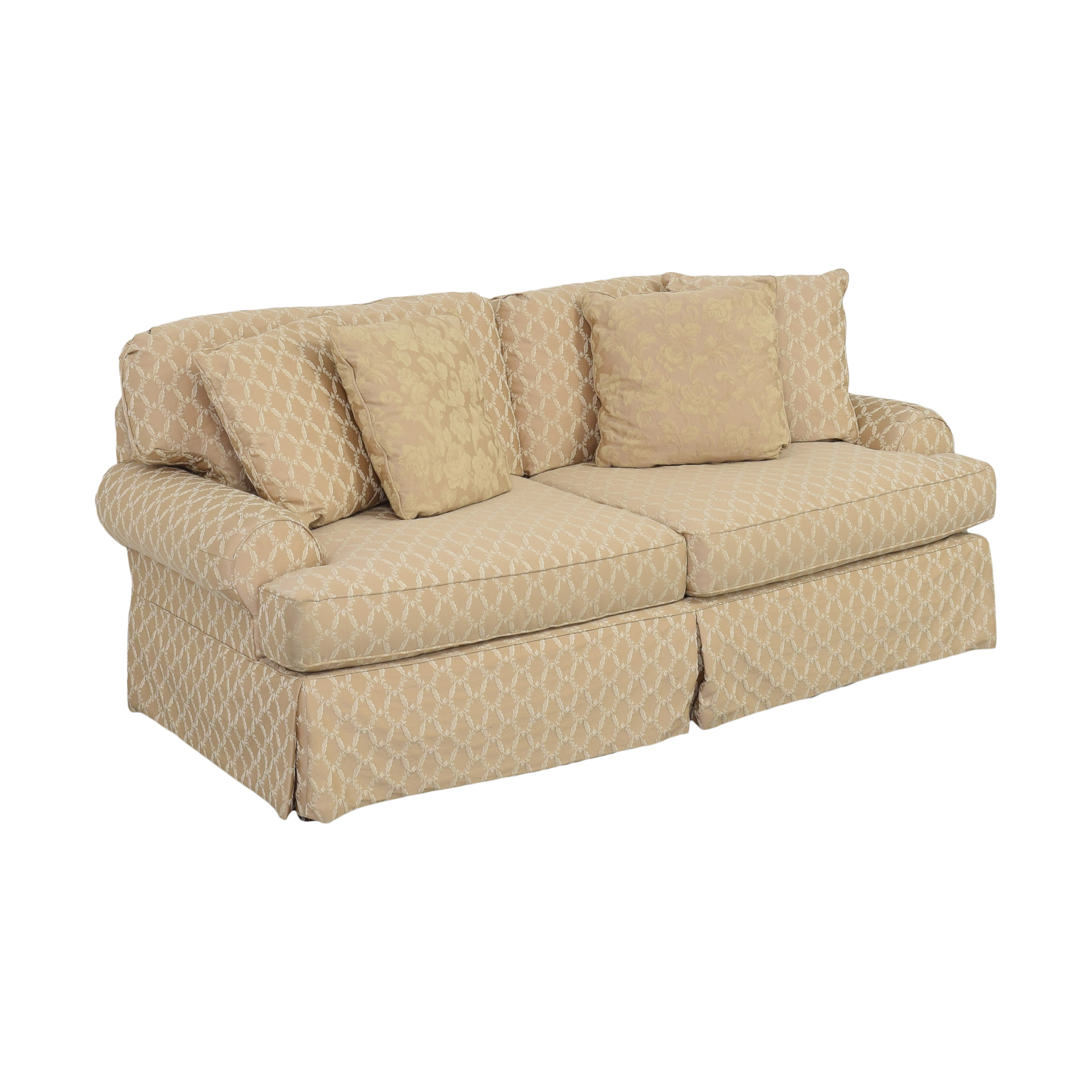 Domain Domain Skirted Sofa for sale
