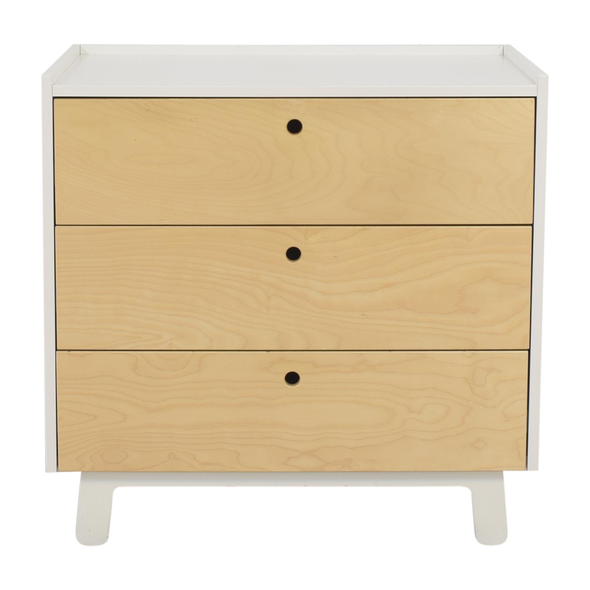 shop Oeuf Sparrow Three Drawer Dresser Oeuf Dressers