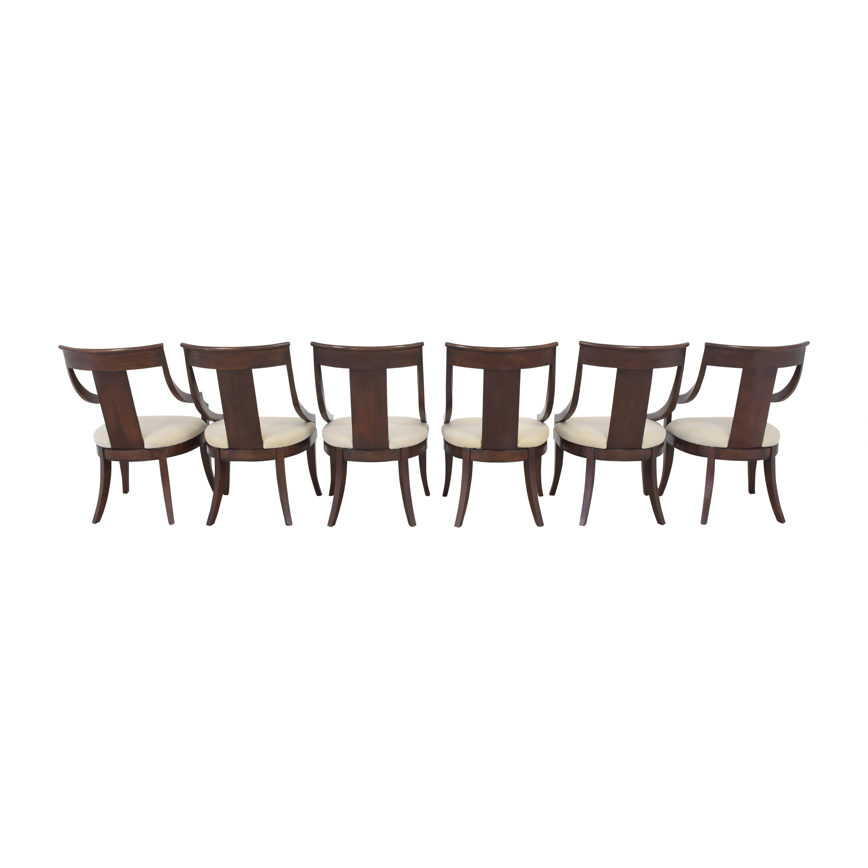 Macy's Upholstered Dining Chairs / Dining Chairs