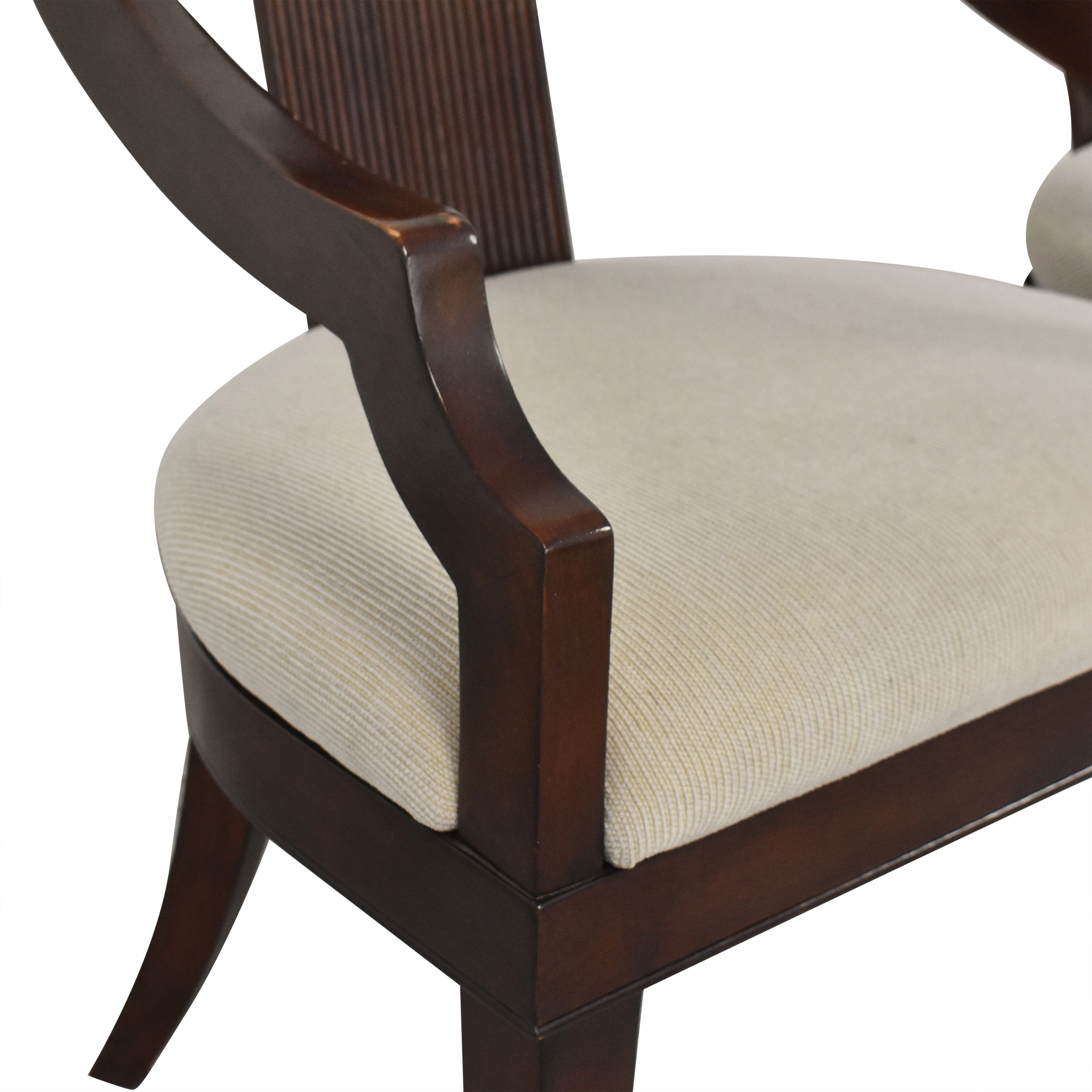 Macy's Macy's Upholstered Dining Chairs used