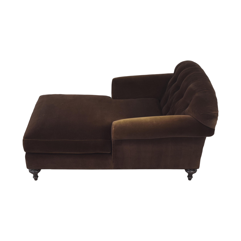 buy ABC Carpet & Home Chaise Lounge ABC Carpet & Home Chaises