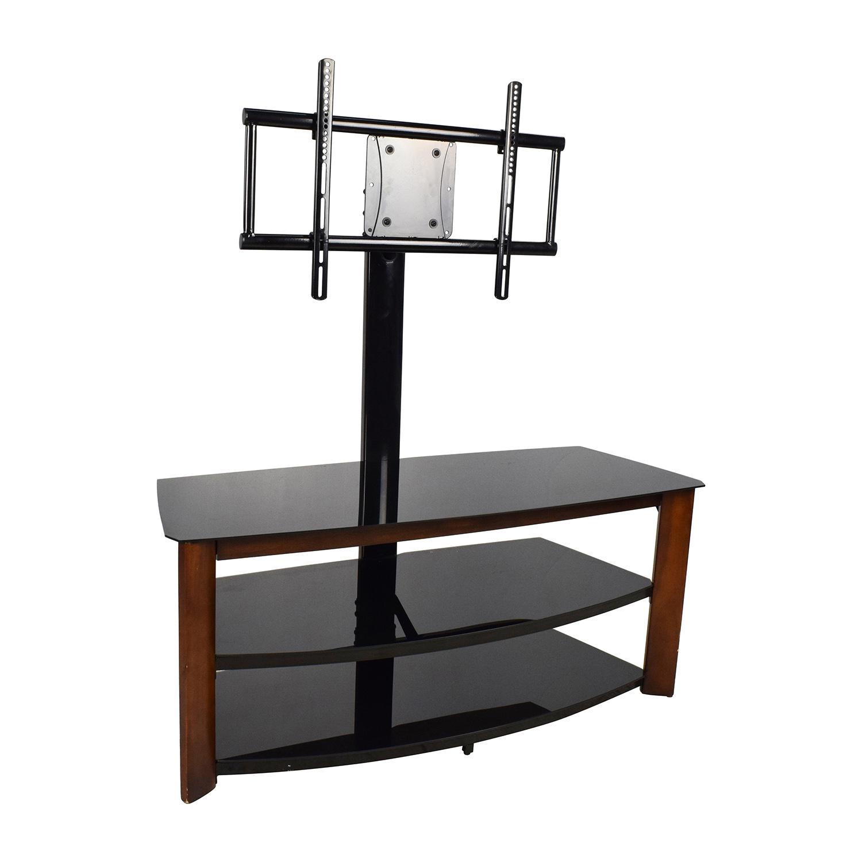 Walmart Online Furniture: Walmart TV Stand With Mount / Storage