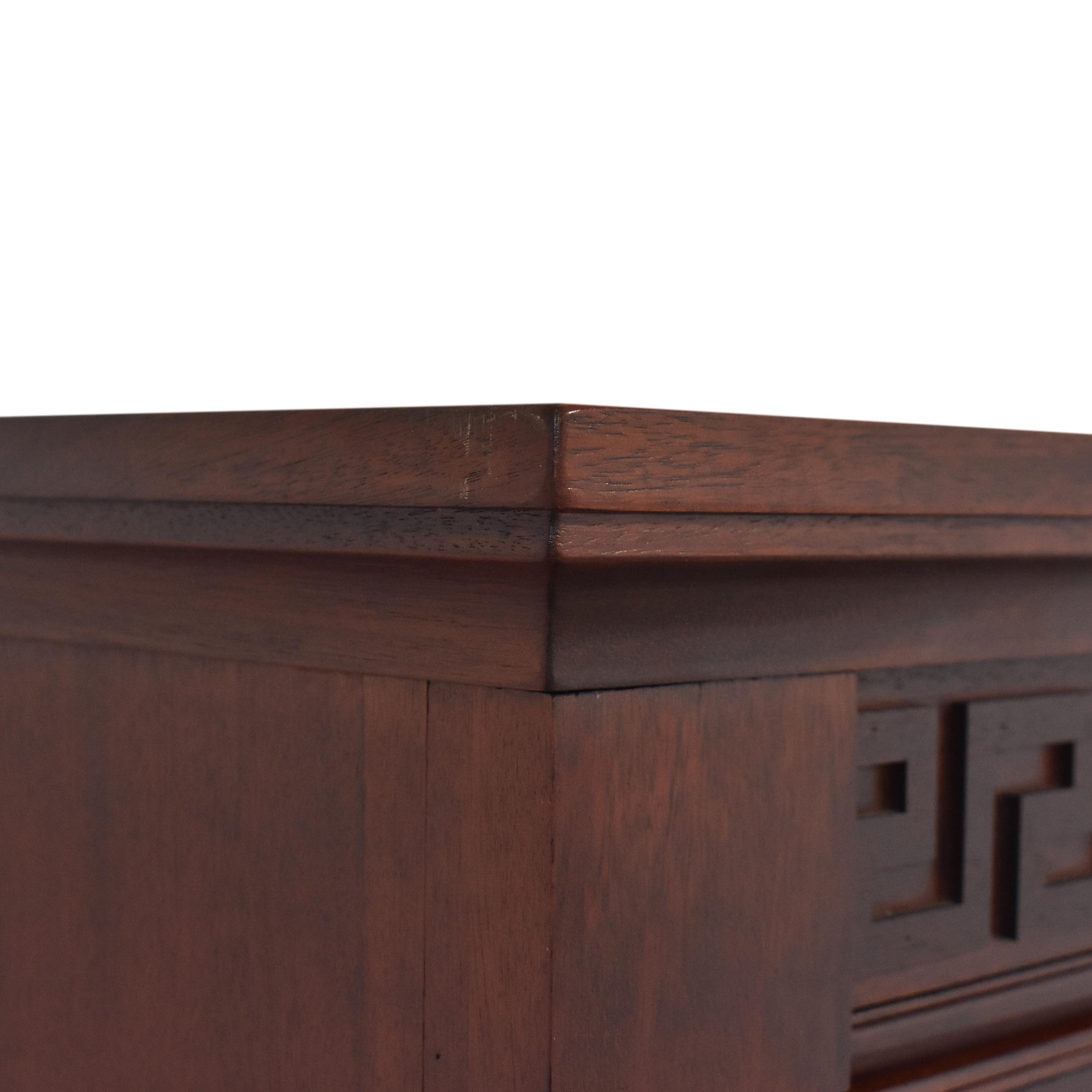 Stanley Furniture Stanley Furniture Vintage Style Chest dimensions