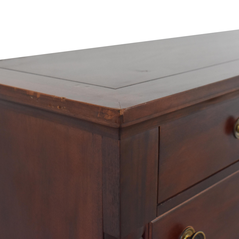 Stanley Furniture Stanley Furniture Wide Double Dresser Dressers