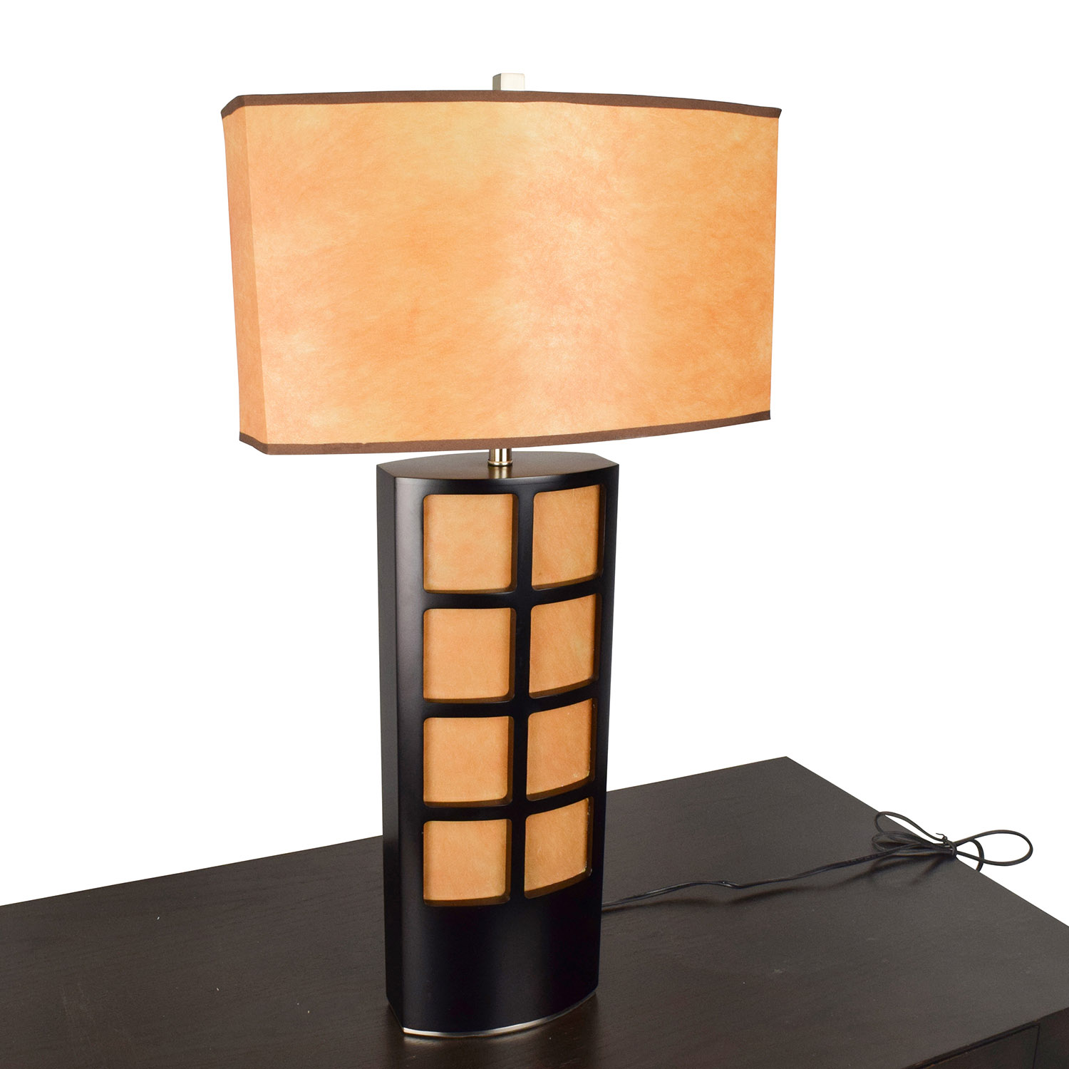 Table Lamp in Brown / Lamps