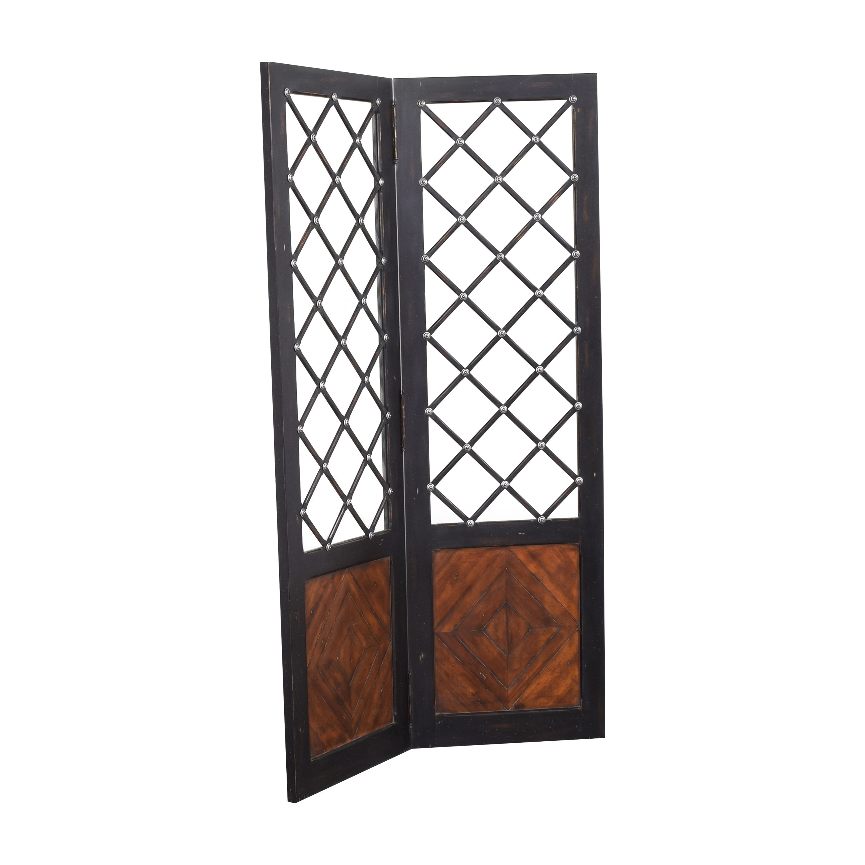 shop Bombay Company Decorative Folding Screen Bombay Company