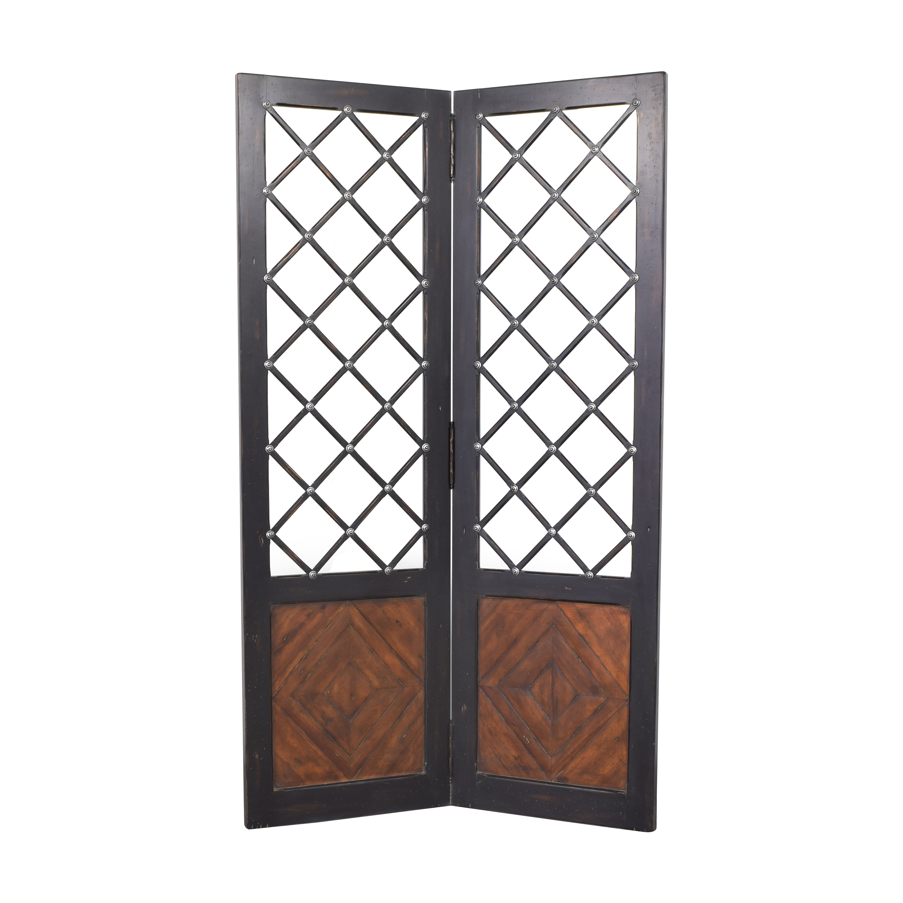 Bombay Company Bombay Company Decorative Folding Screen ma