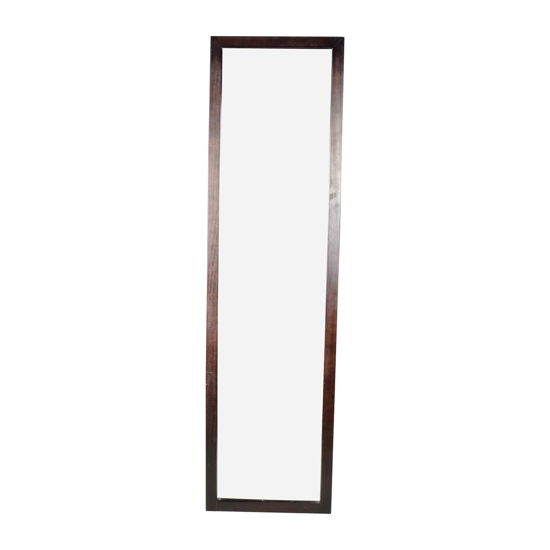 Wayfair Wayfair Loxley Cheval Floor Mirror nj