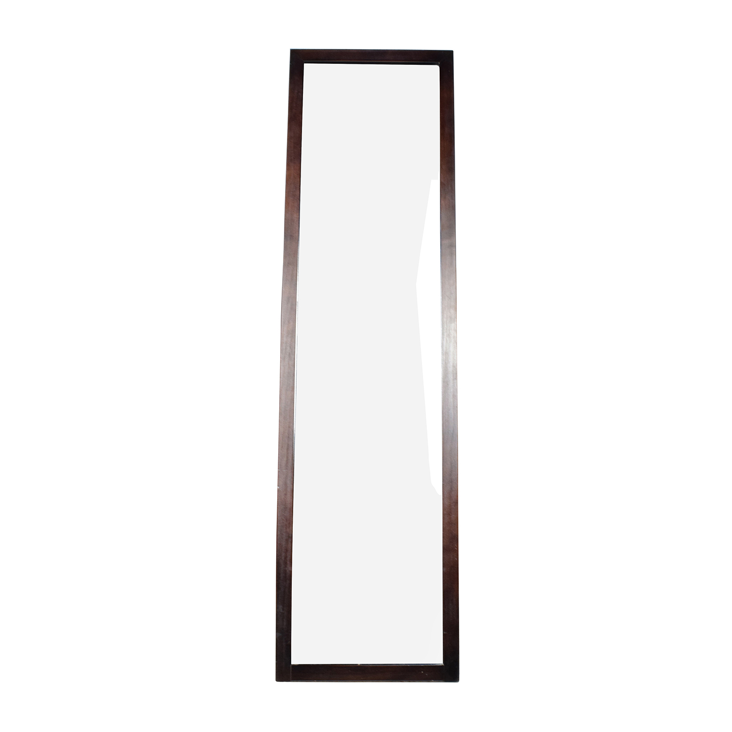 Wayfair Wayfair Loxley Cheval  Floor Mirror dimensions