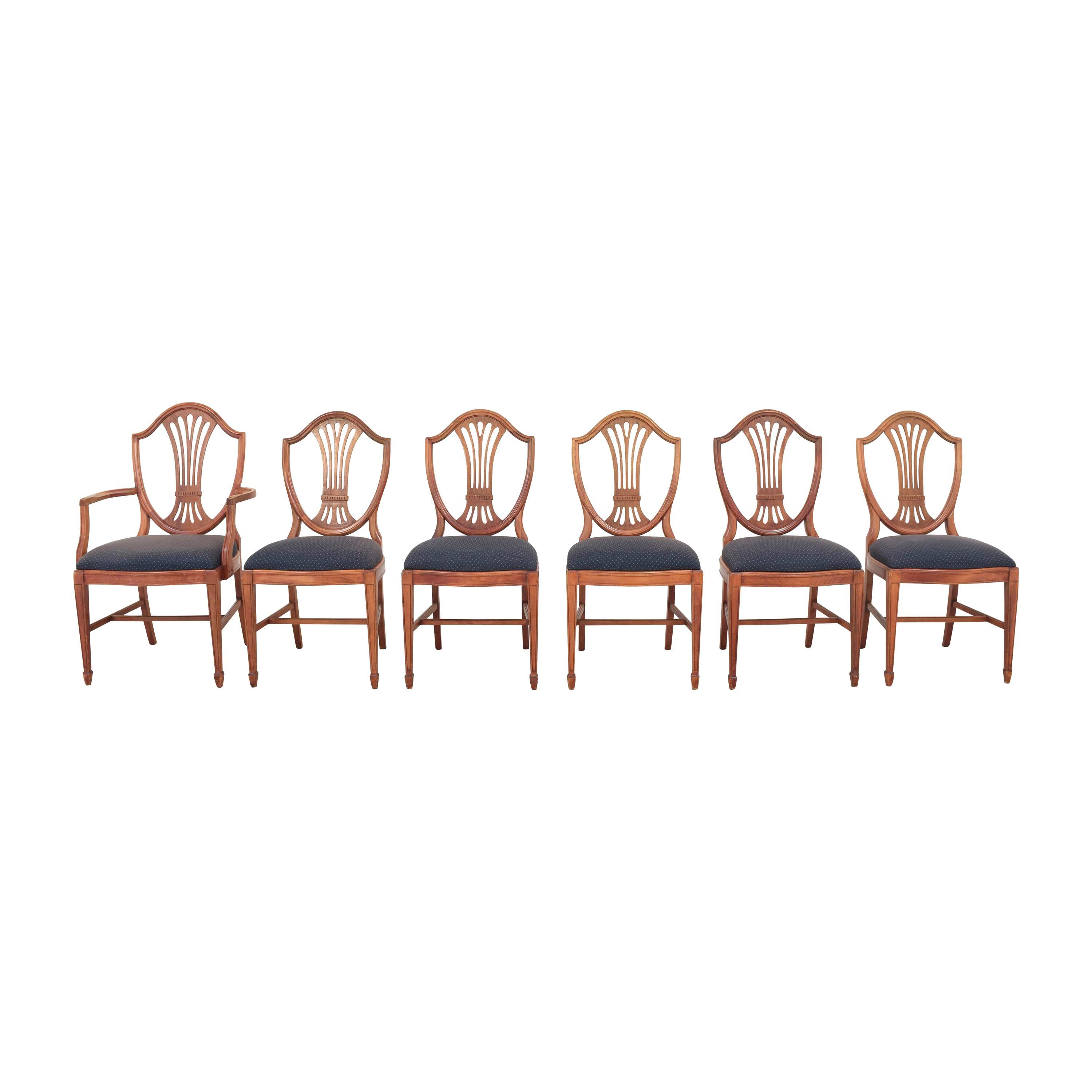 Vintage Federal Style Dining Chairs on sale