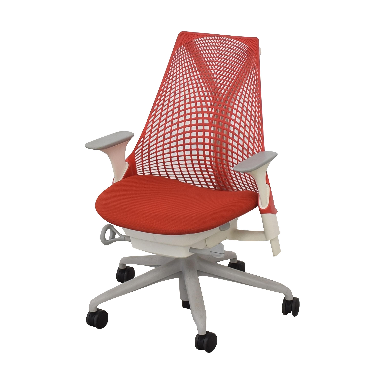 Herman Miller Herman Miller Sayl Chair dimensions