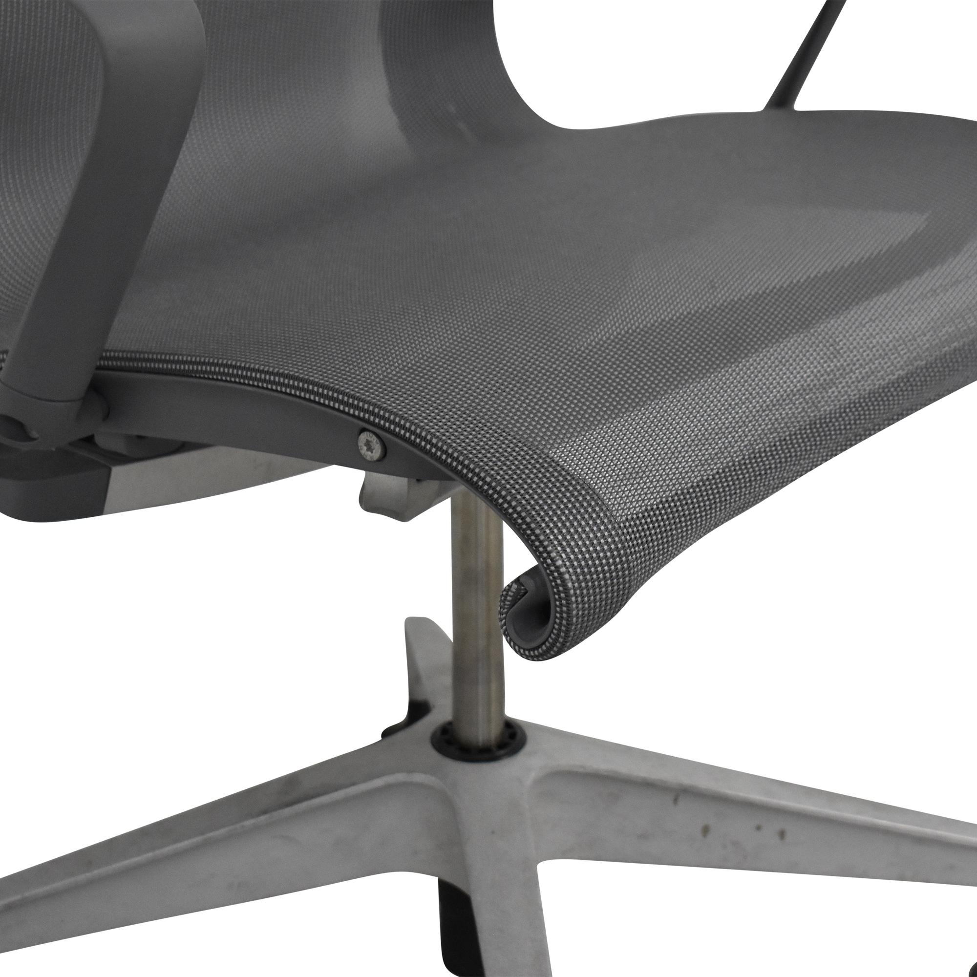 Herman Miller Herman Miller Setu Chair grey