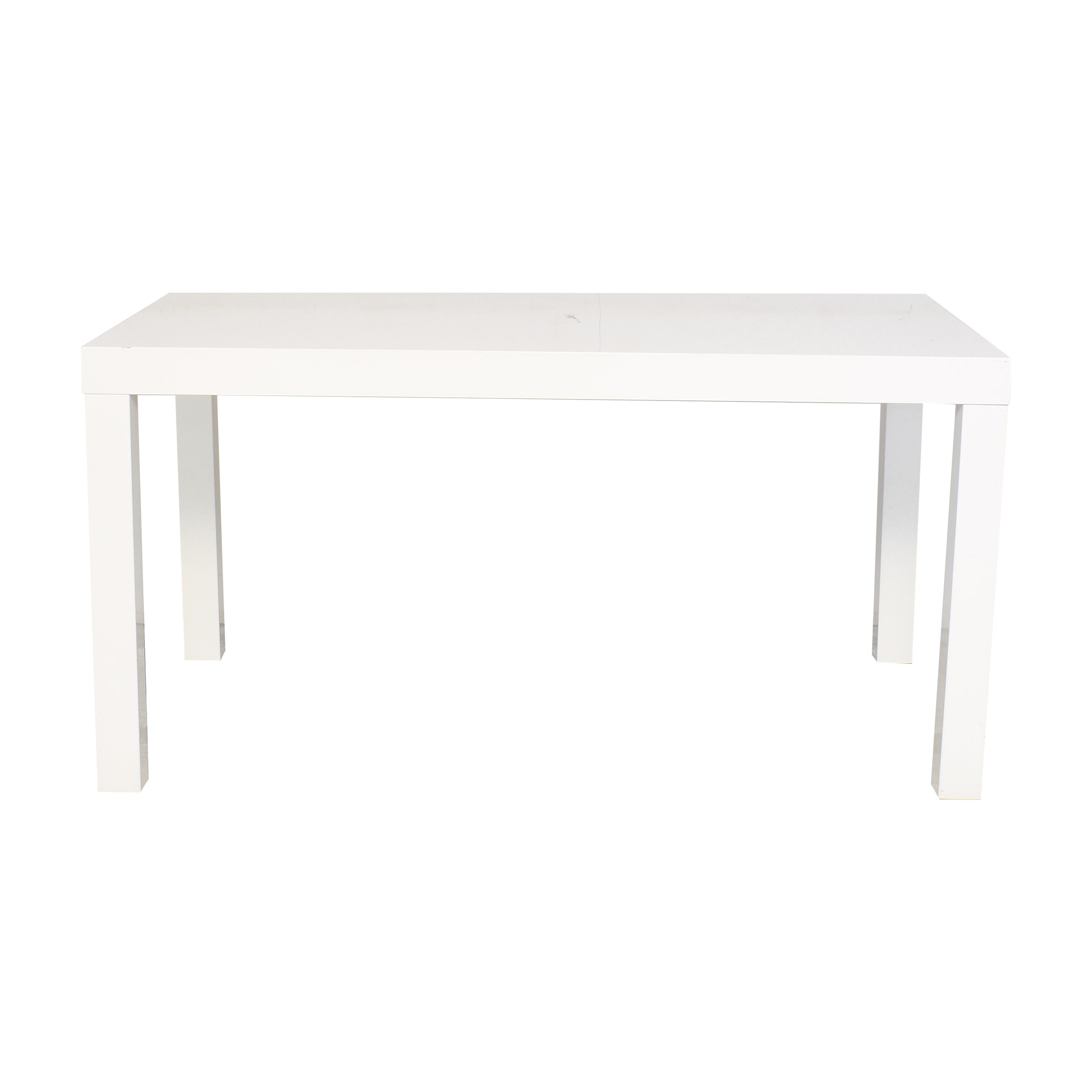 West Elm West Elm Parsons Dining Table nj