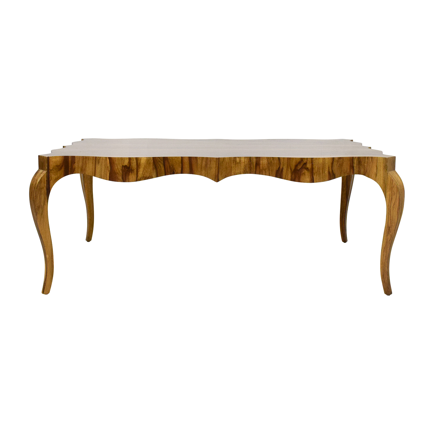 90% OFF Rooms to go Rooms to Go Metal Oval Coffee Table Tables