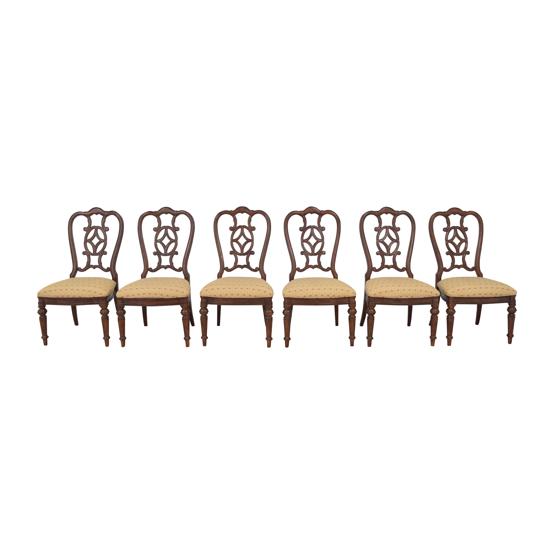 Thomasville Fredericksburg Dining Chairs sale