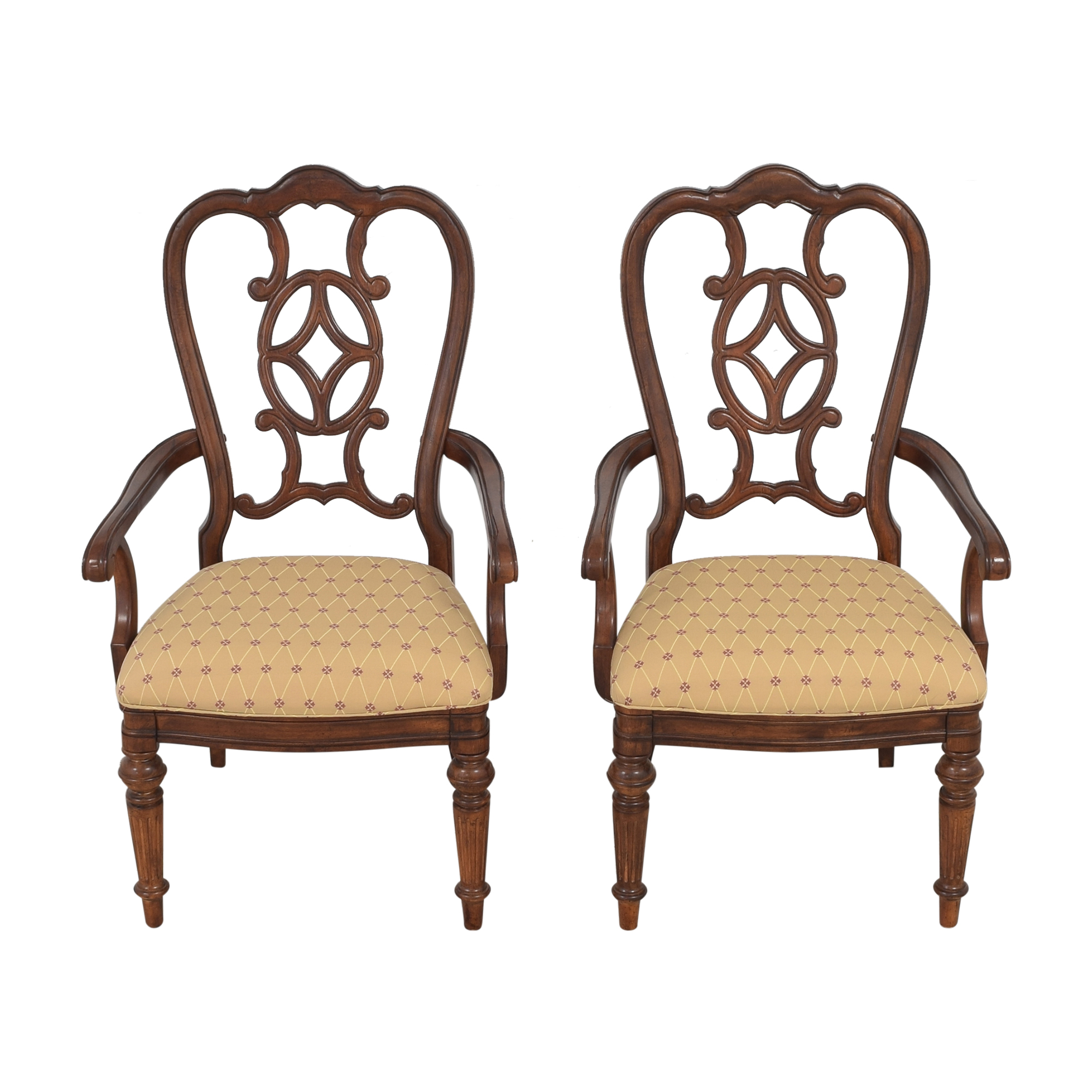 buy Thomasville Dining Arm Chairs Thomasville Dining Chairs