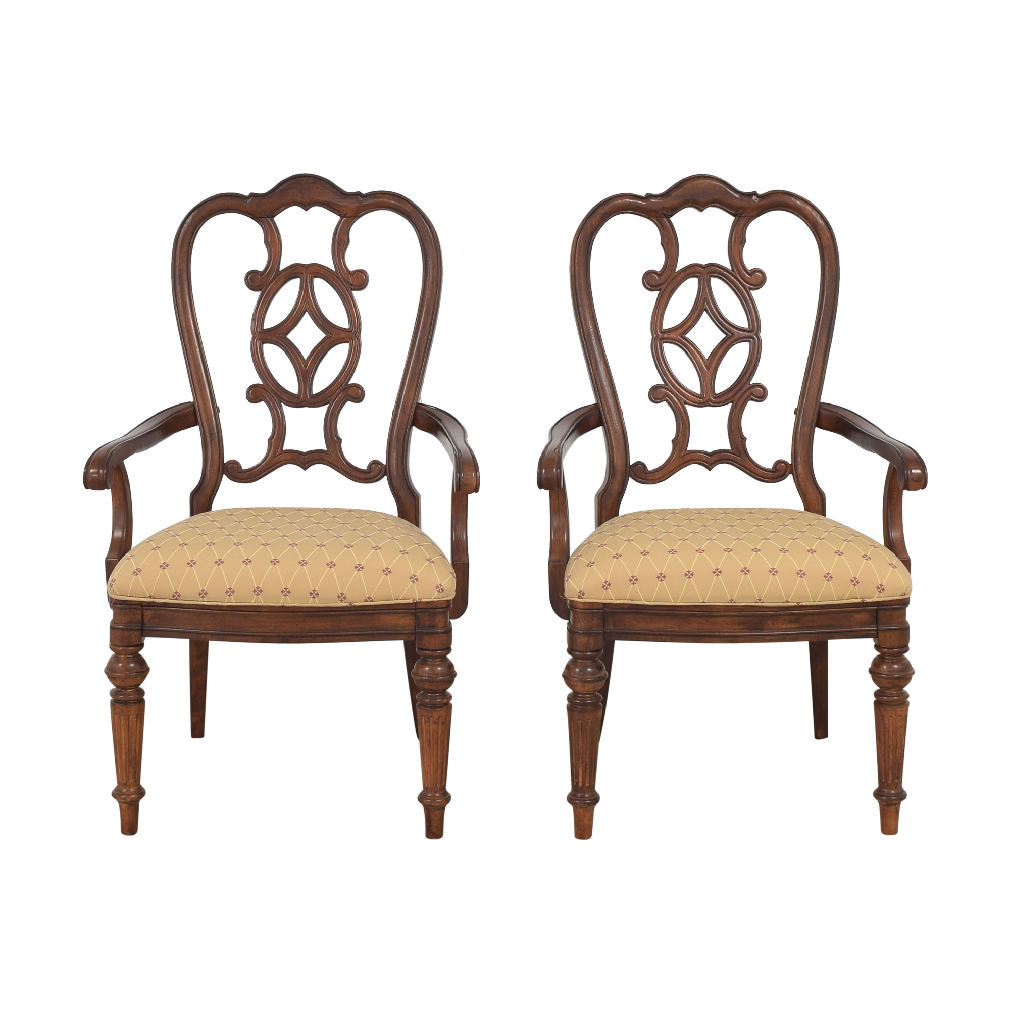shop Thomasville Thomasville Dining Arm Chairs online