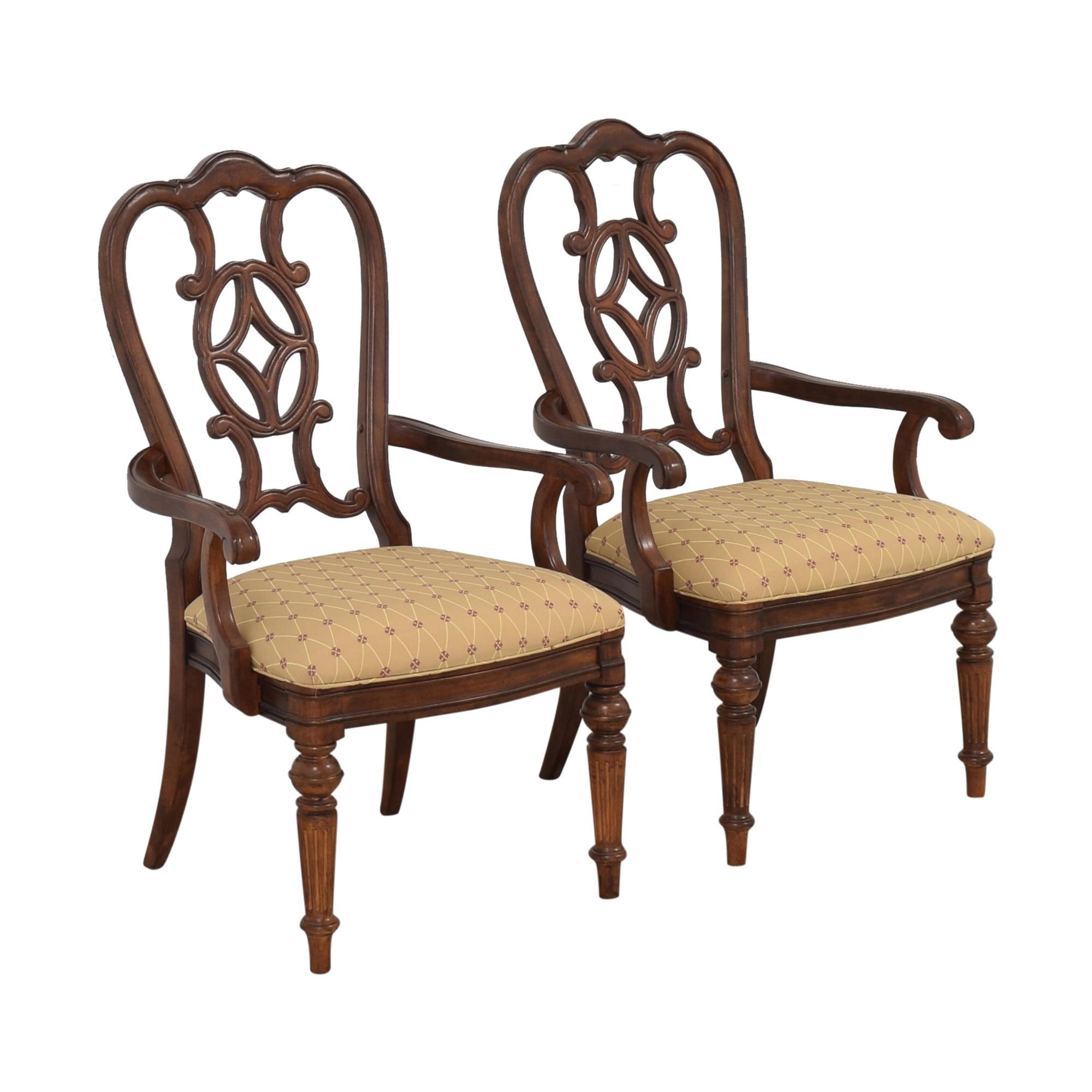 Thomasville Thomasville Dining Arm Chairs on sale