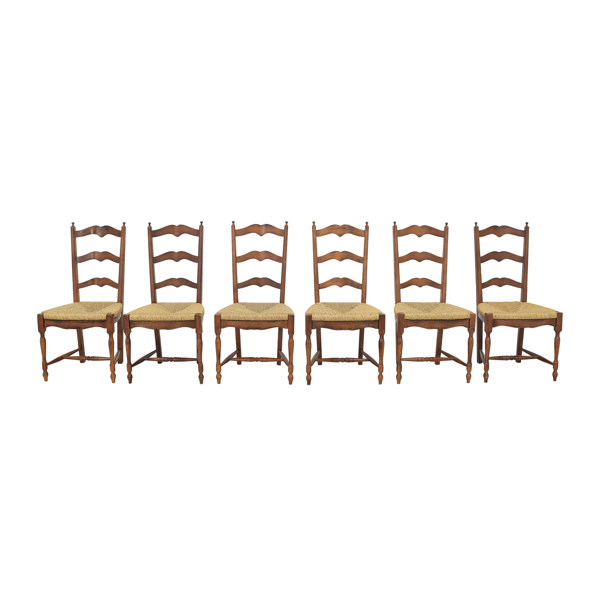 Bloomingdale's Ladder Back Dining Chairs Dining Chairs