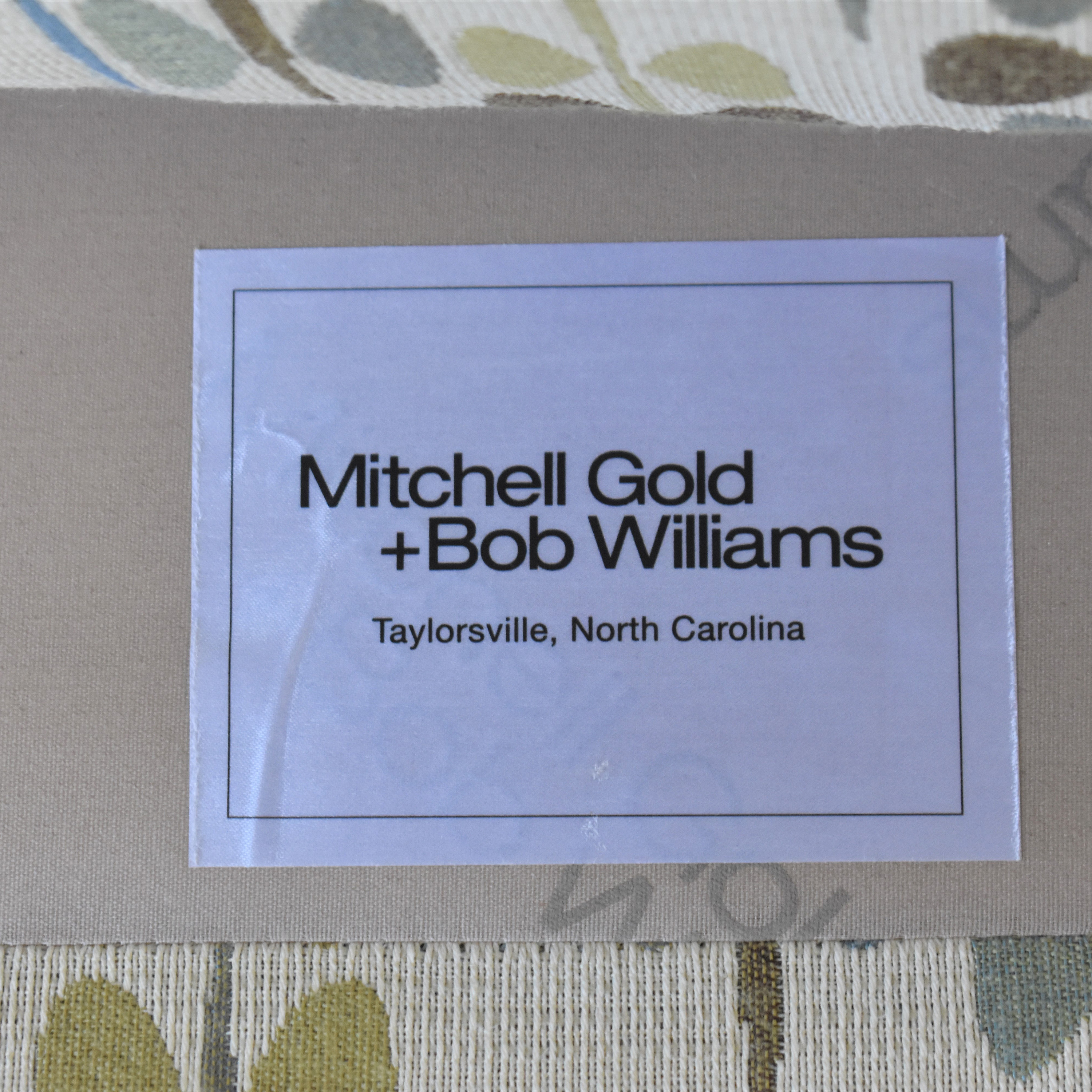 Mitchell Gold + Bob Williams Mitchell Gold + Bob Williams Swivel Accent Chair coupon