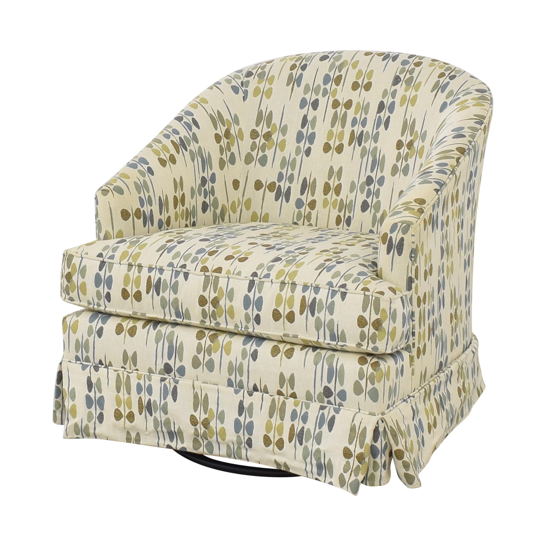 Mitchell Gold + Bob Williams Mitchell Gold + Bob Williams Swivel Accent Chair Chairs