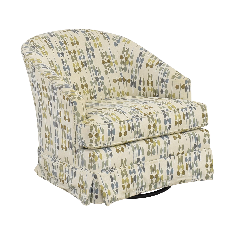 Mitchell Gold + Bob Williams Mitchell Gold + Bob Williams Swivel Accent Chair used