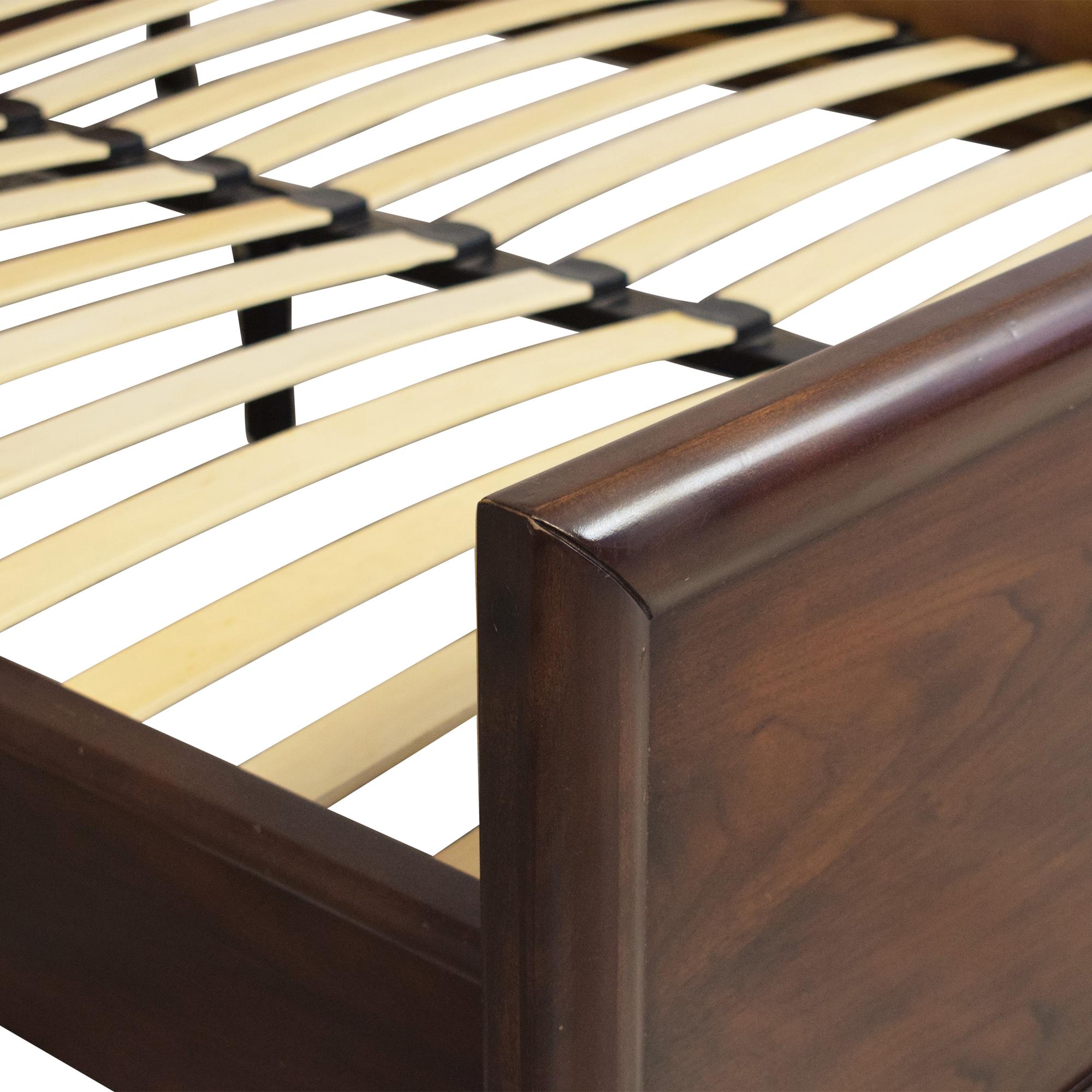 Macy's Panel Queen Bed / Bed Frames