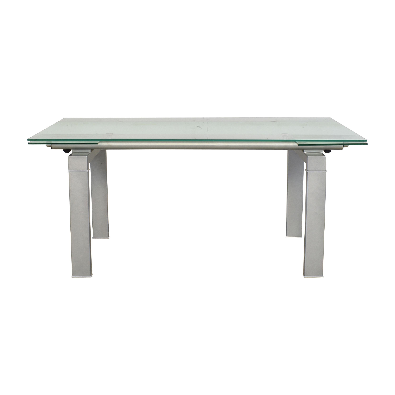 buy Actona Company Glass Dining Table Actona Company Tables