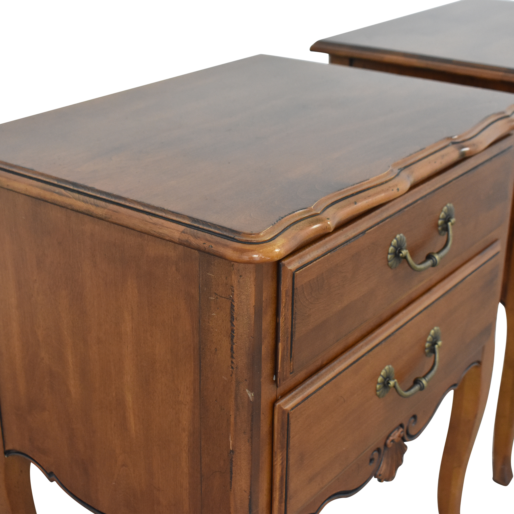 Ethan Allen Ethan Allen Country French End Tables nyc