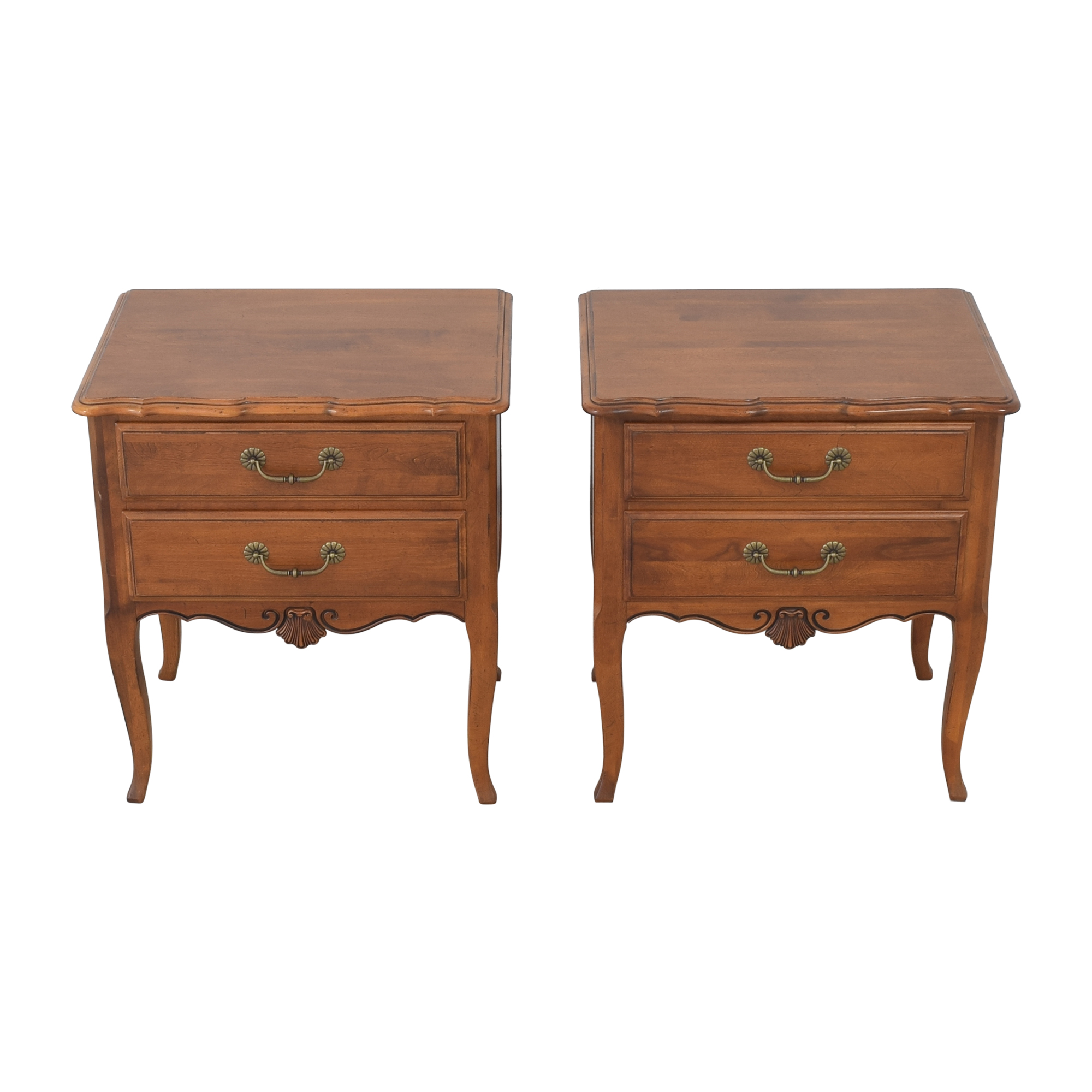 Ethan Allen Ethan Allen Country French End Tables discount