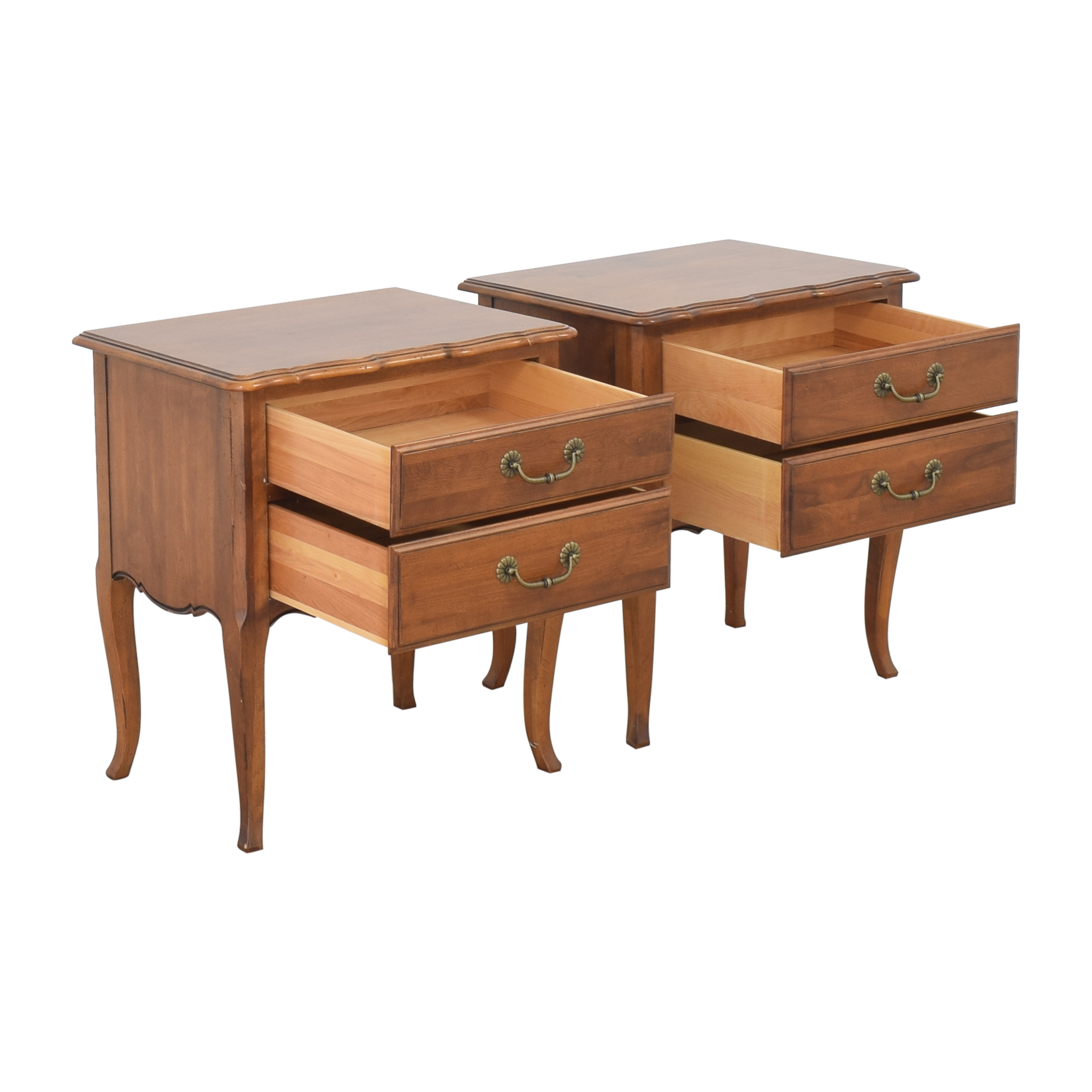 Ethan Allen Ethan Allen Country French End Tables nj