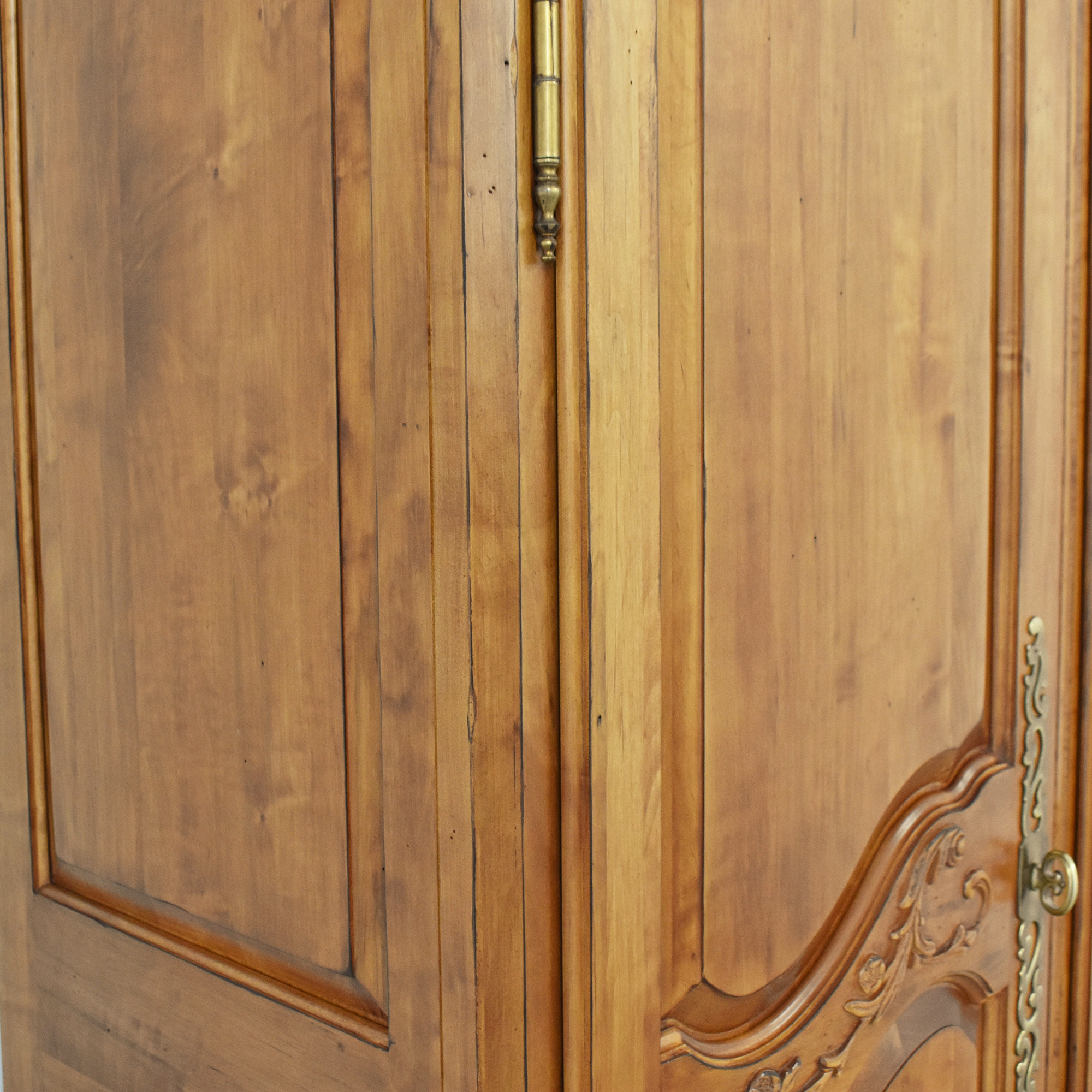 Ethan Allen Ethan Allen Legacy Country French Armoire nyc