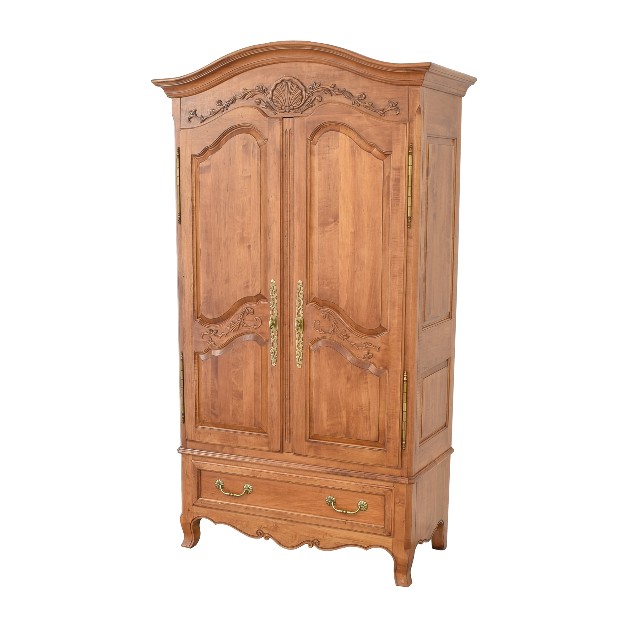 Ethan Allen Ethan Allen Legacy Country French Armoire