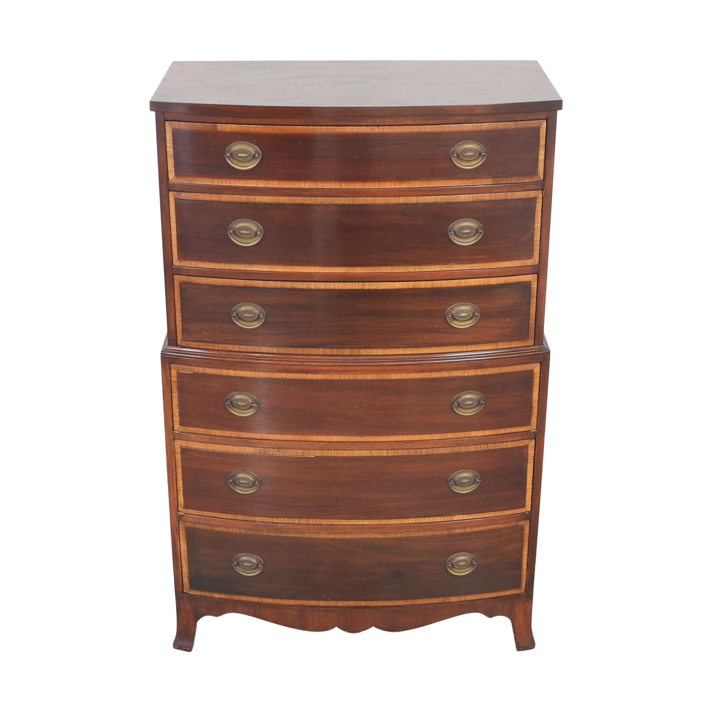 Johnson Furniture Highboy Dresser sale