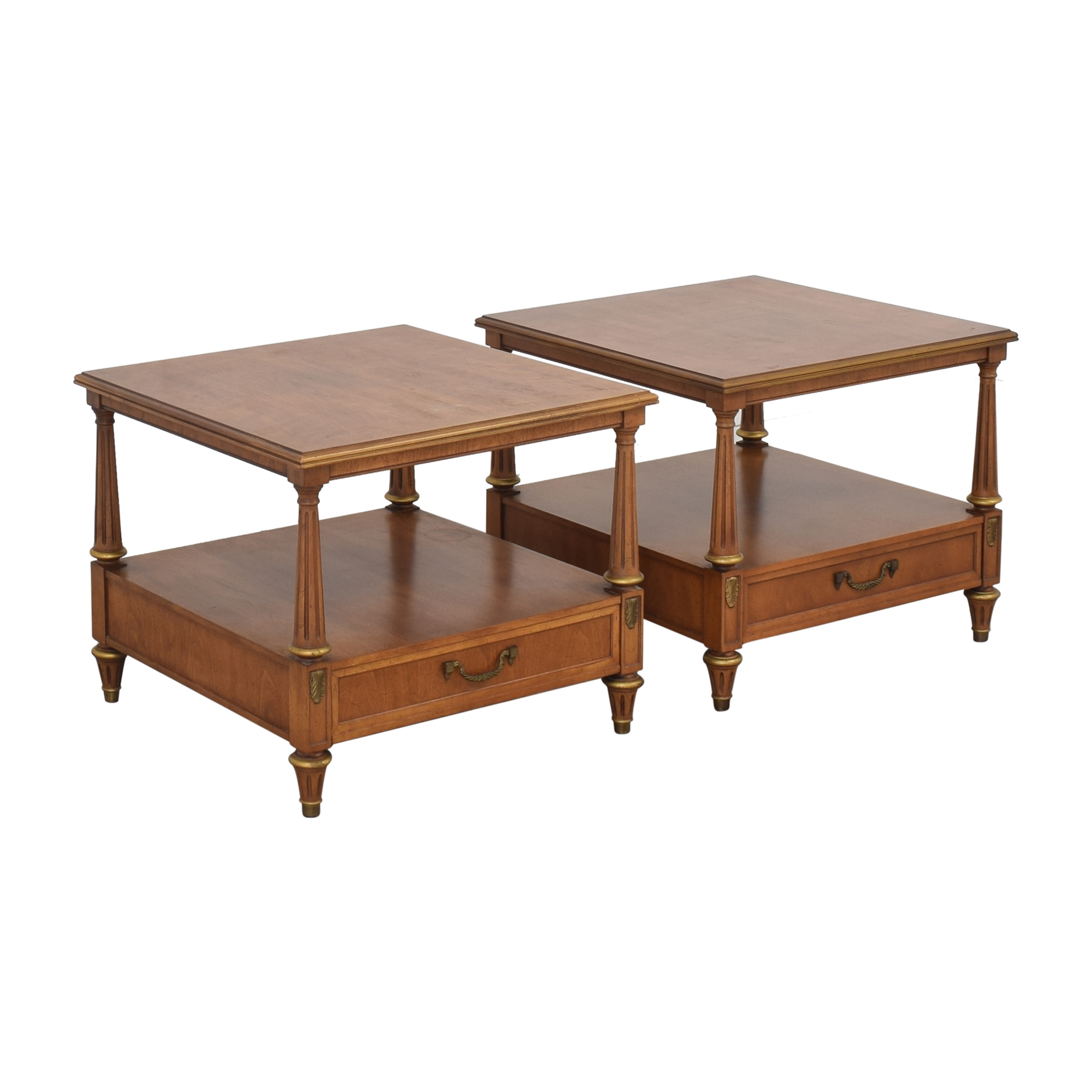 shop Henredon Two Tier End Tables Henredon Furniture