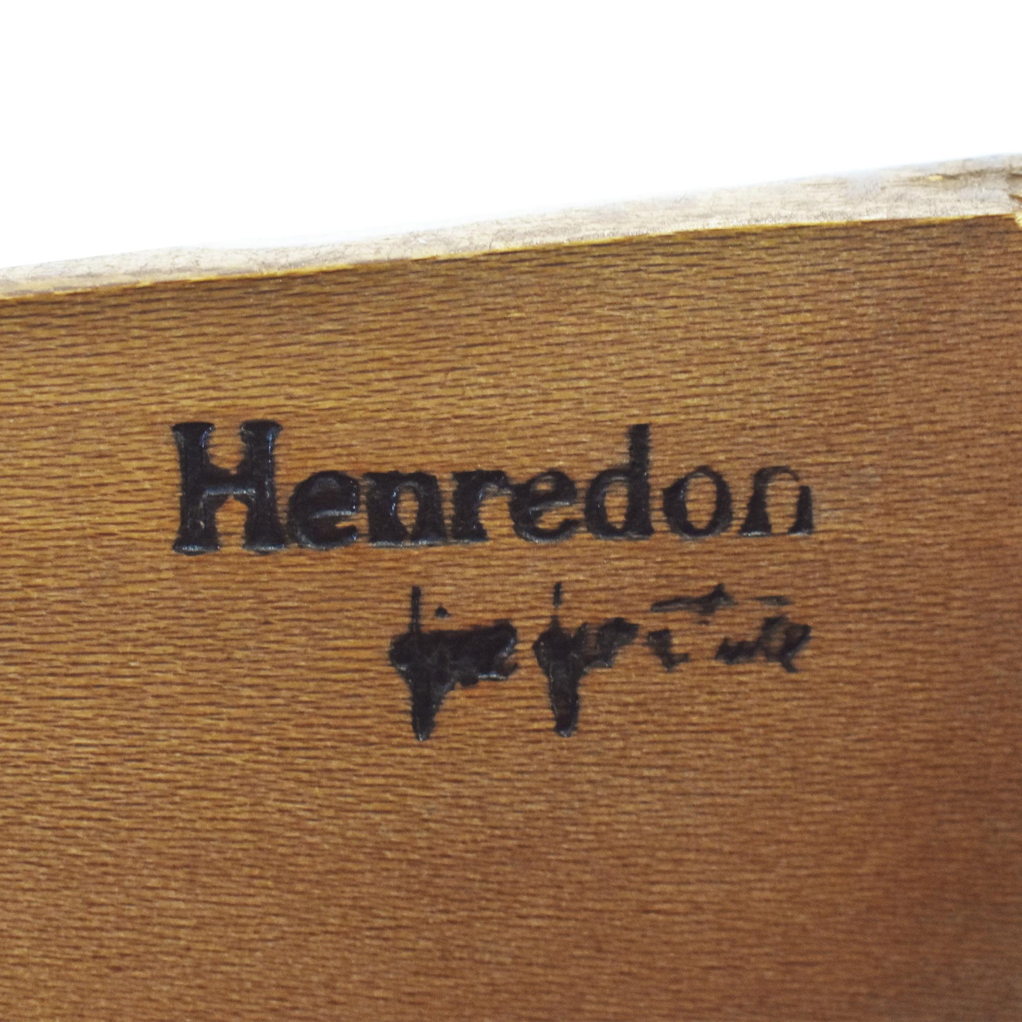 Henredon Furniture Henredon Two Tier End Tables on sale