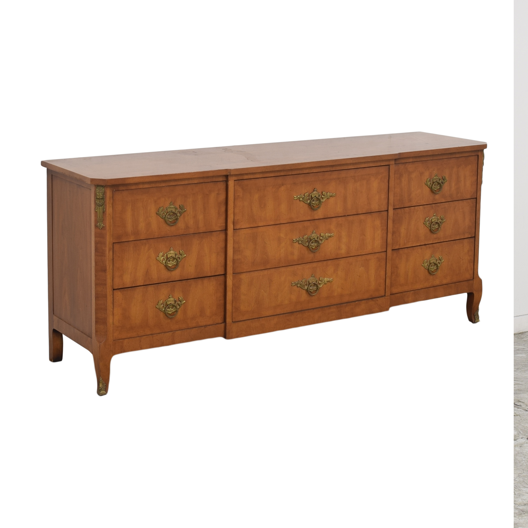 Henredon Furniture Henredon Triple Dresser on sale