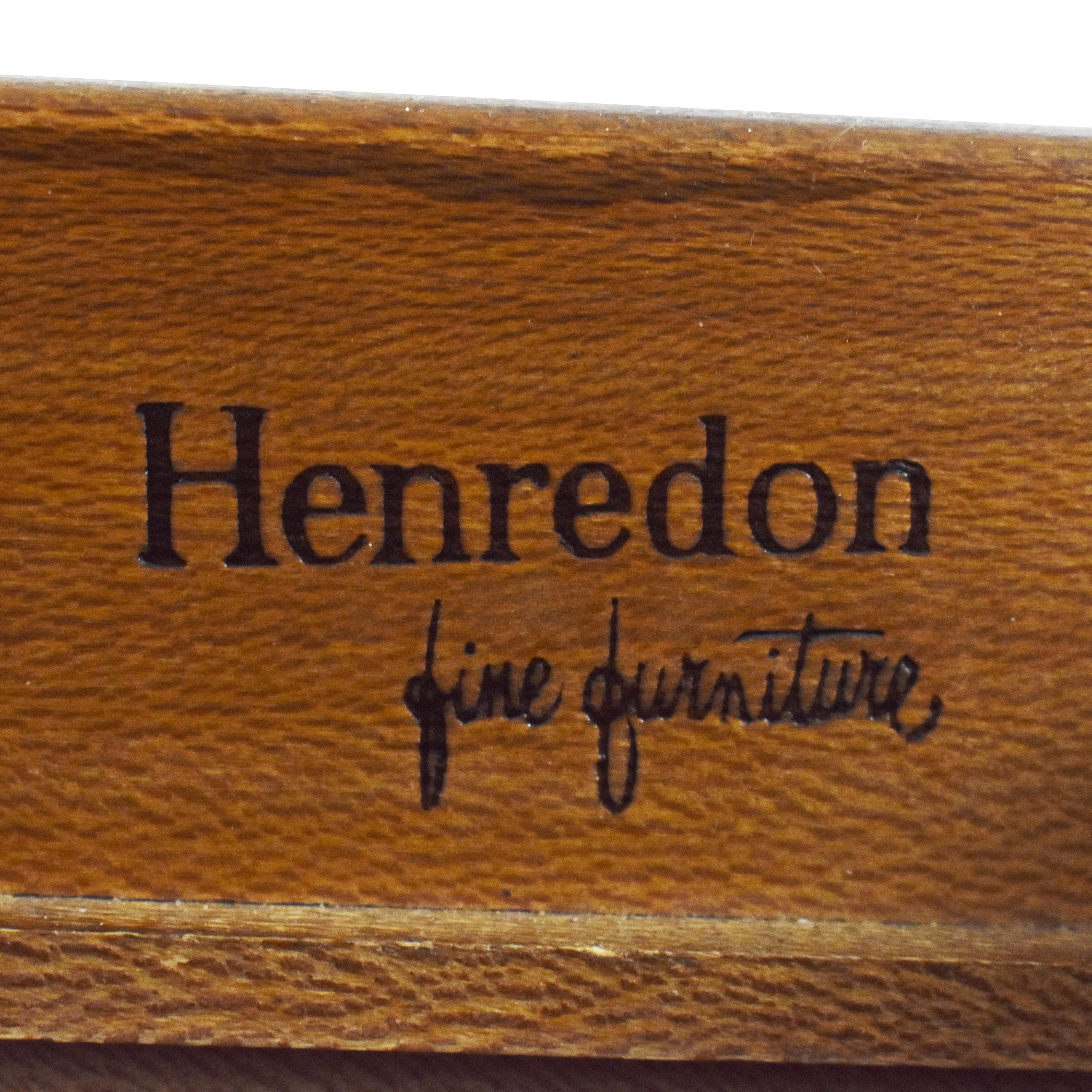 Henredon Furniture Henredon Triple Dresser discount