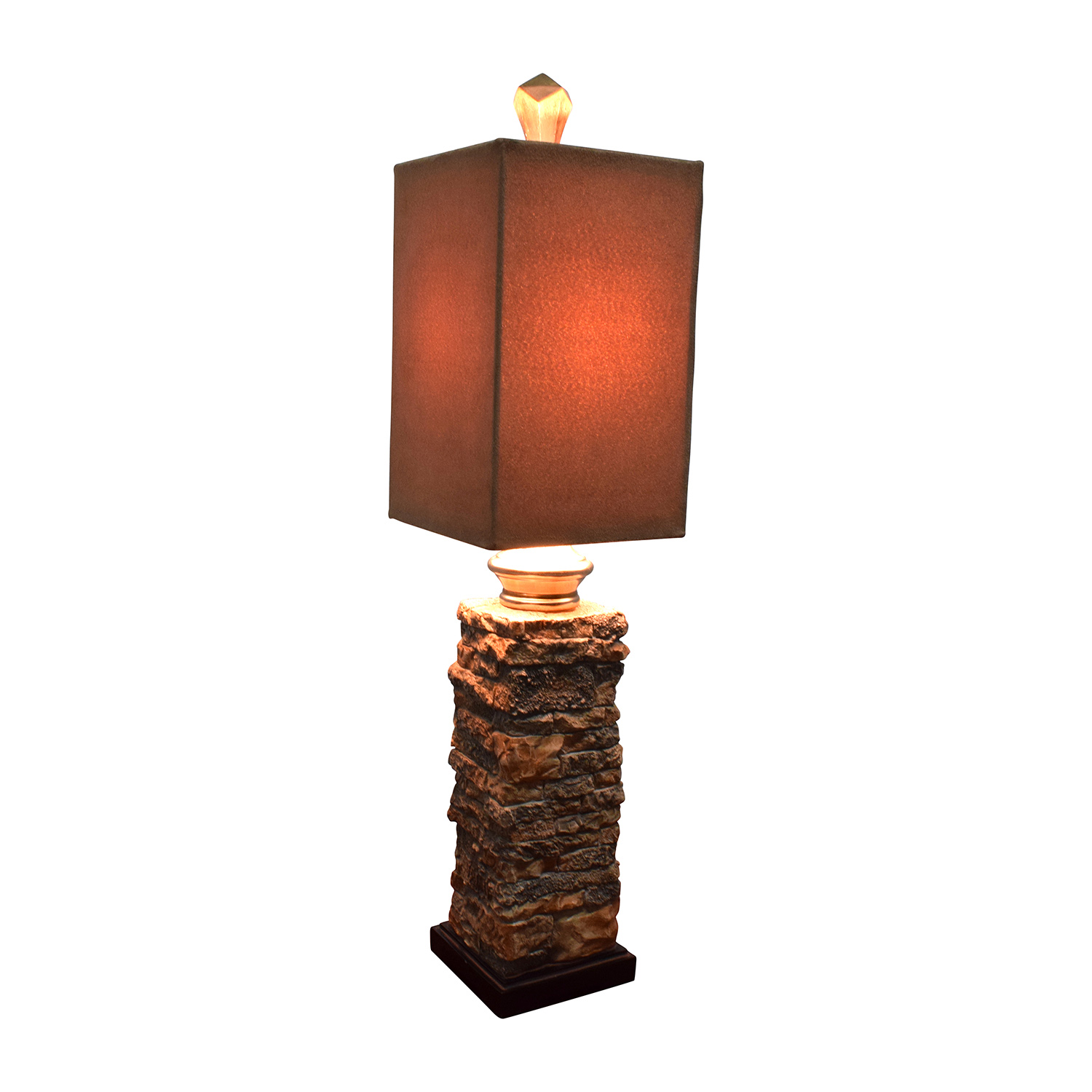 uttermost uttermost andean stone finish table lamp nyc