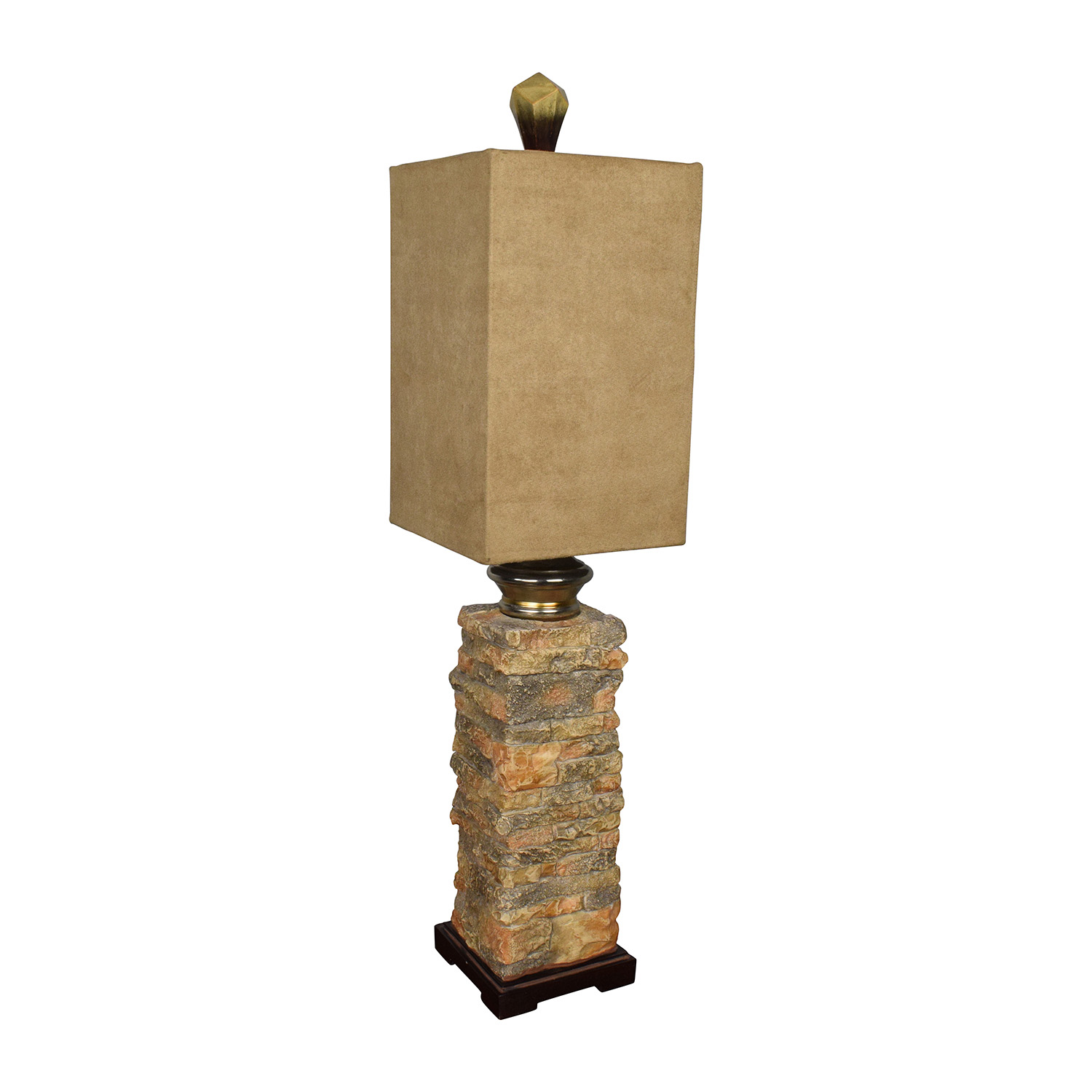 Uttermost Andean Stone Finish Table Lamp sale