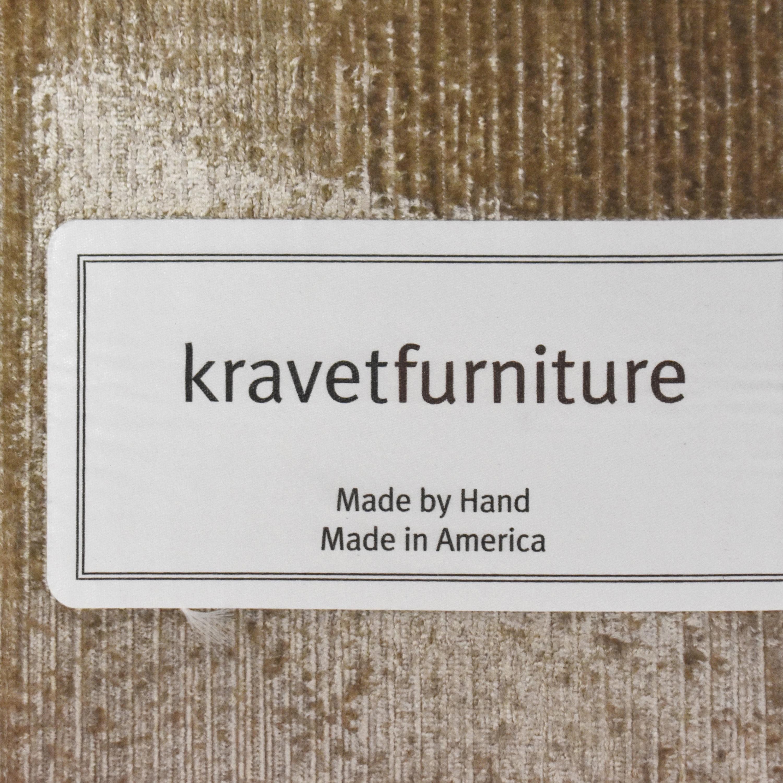 shop Kravet Metropolitan Armchair Kravet