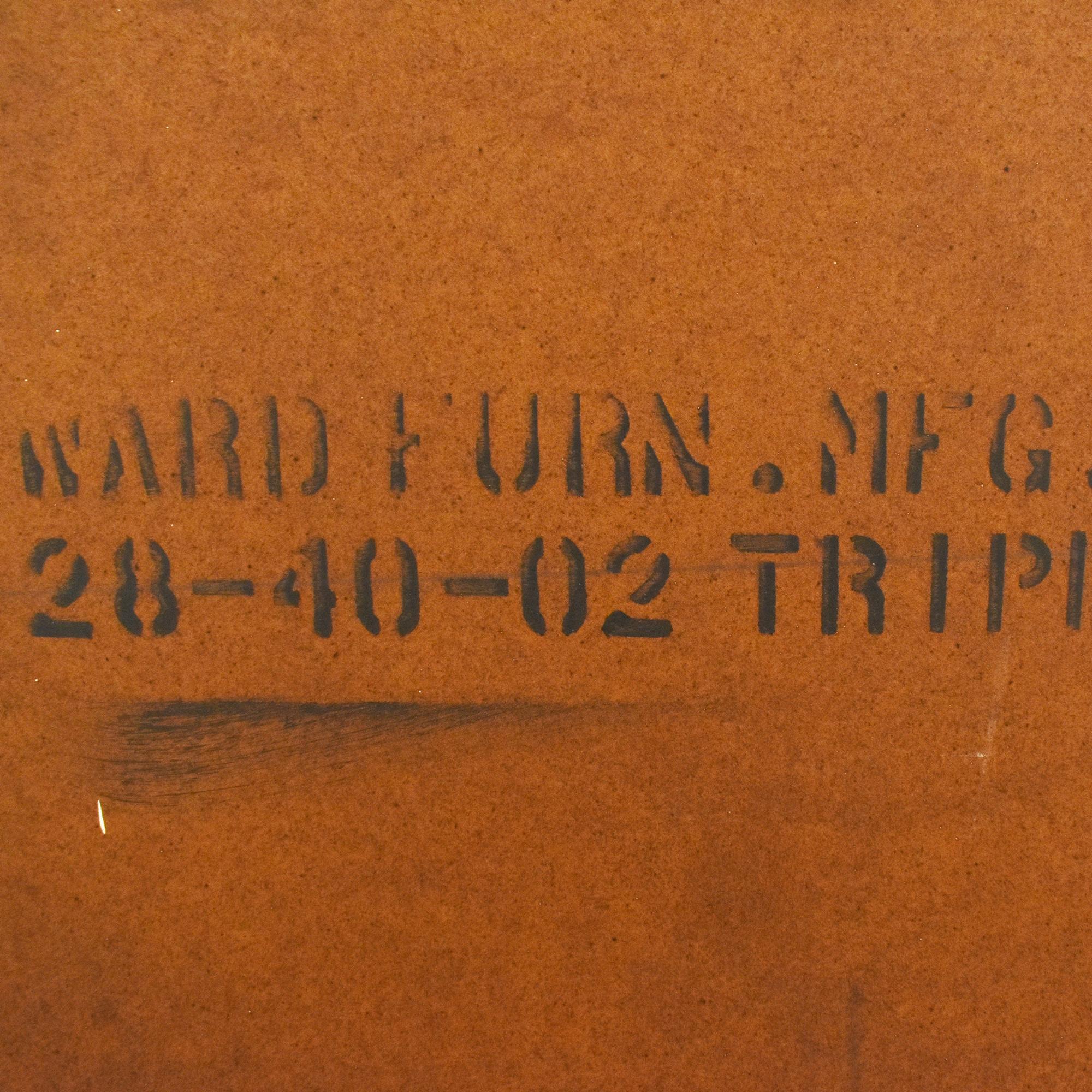Ward Furniture Ward Furniture Vintage Nine Drawer Dresser Storage