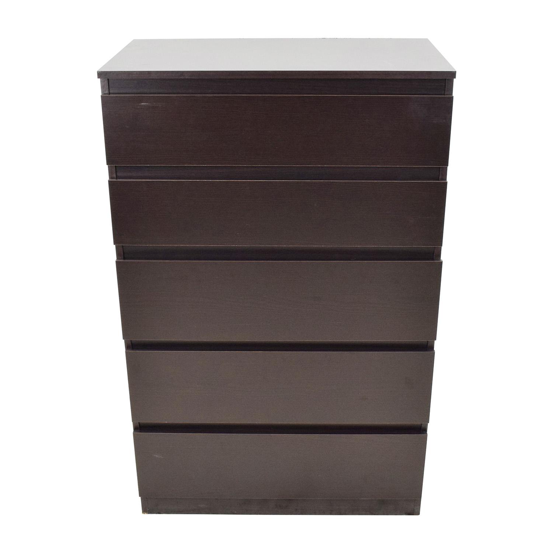 Ikea Drawer Dresser 5 43Off Kullen Storage 5R3AjLq4