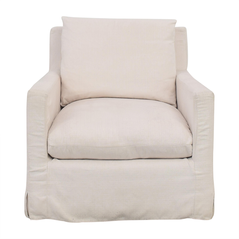 World Market World Market Brynn Swivel Armchair Accent Chairs