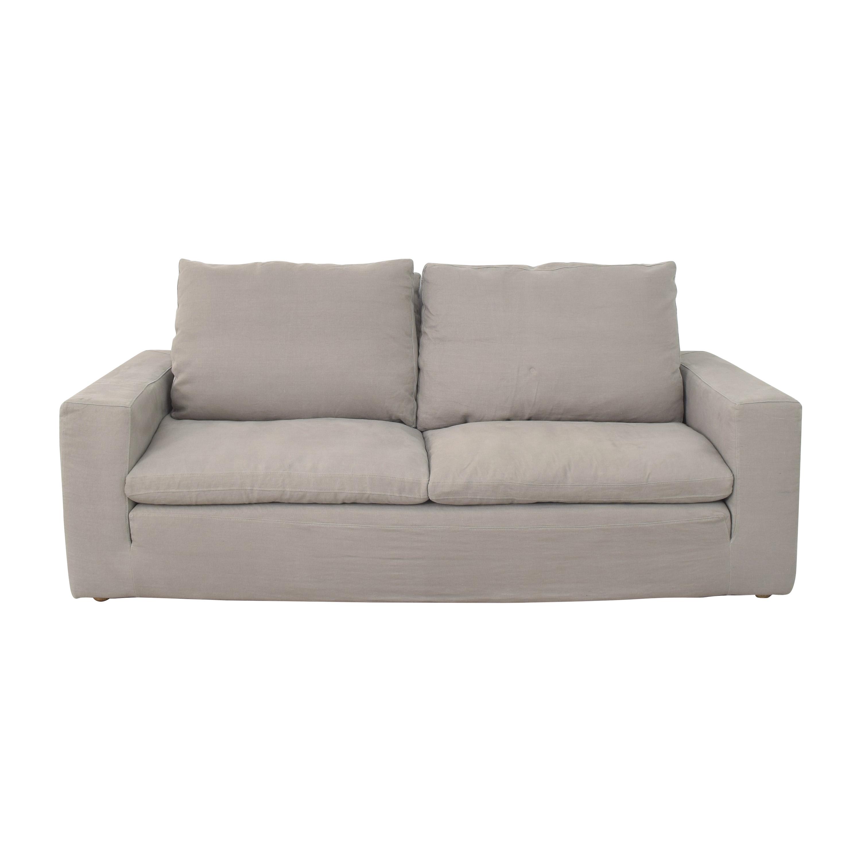 Restoration Hardware Restoration Hardware Cloud Two-Seat-Cushion Sofa nj