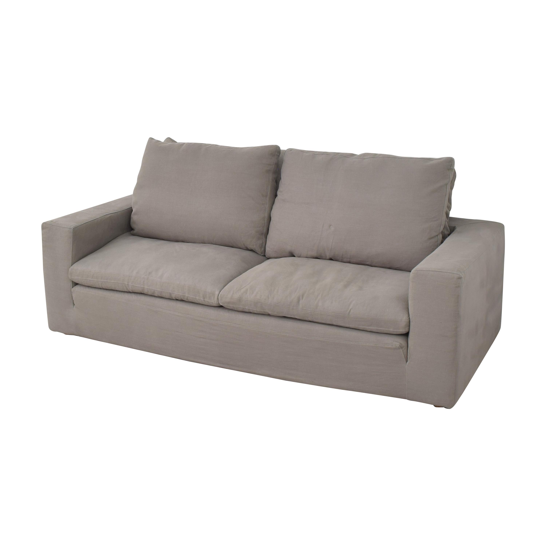 Restoration Hardware Cloud Two-Seat-Cushion Sofa / Classic Sofas